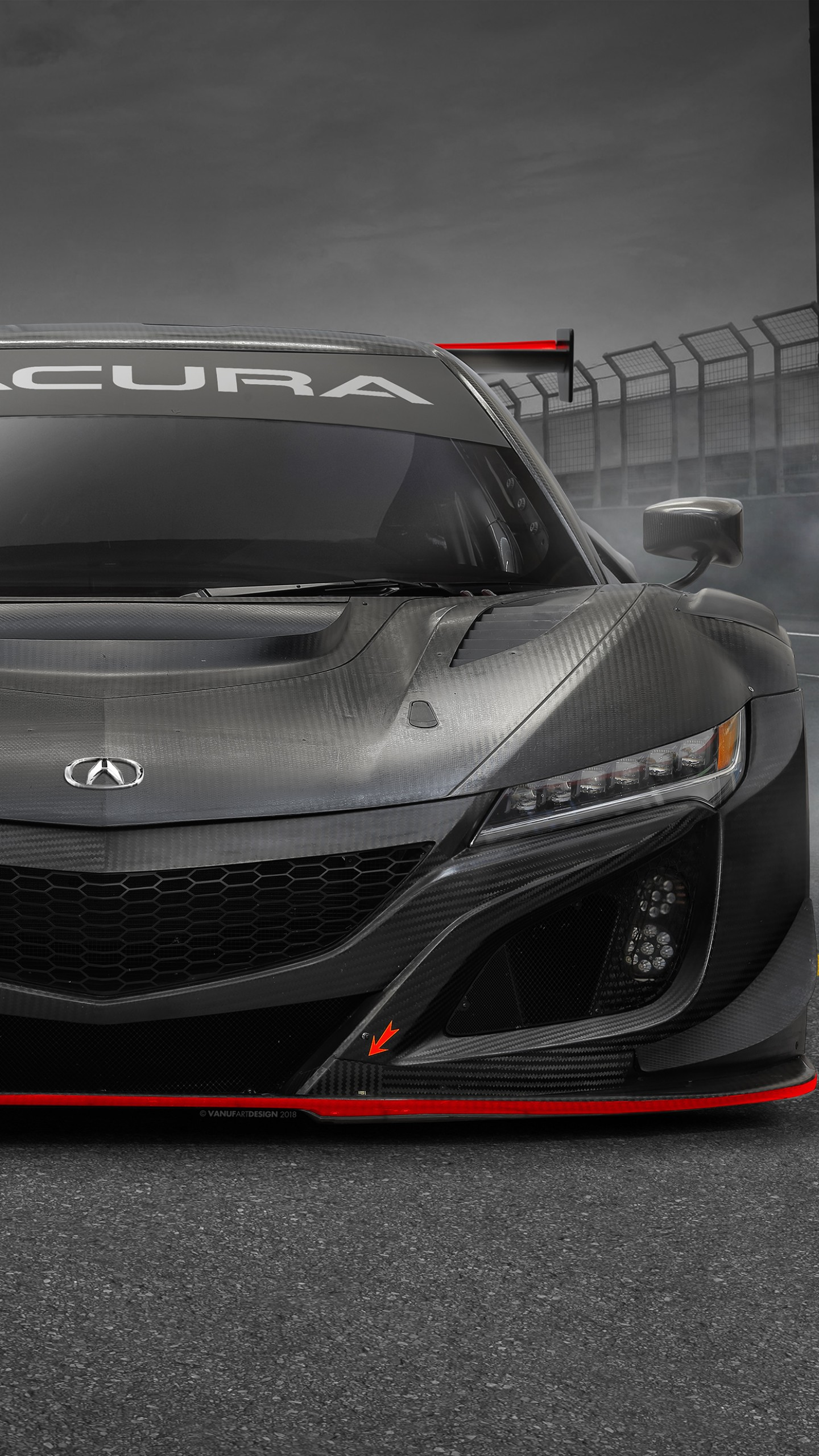 Wallpaper Acura Nsx Gt3 Evo 2019 Cars Supercar 4k Cars Bikes