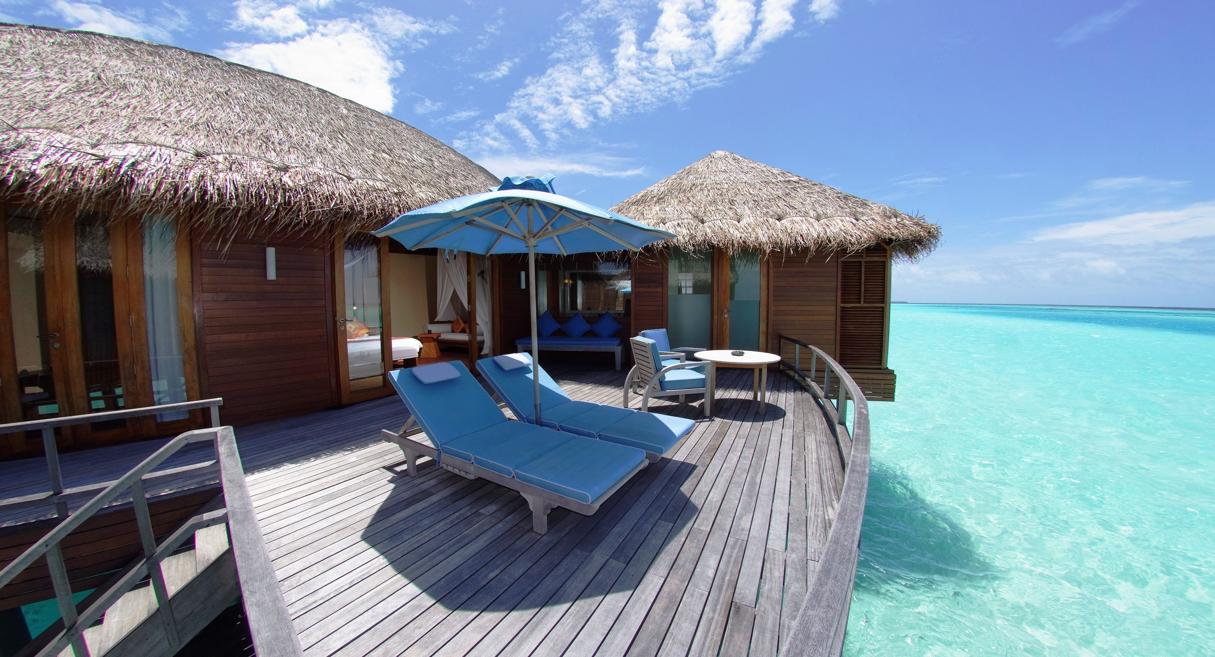 Wallpaper anantara kihavah resort maldives best hotels for Best beach resorts in the world