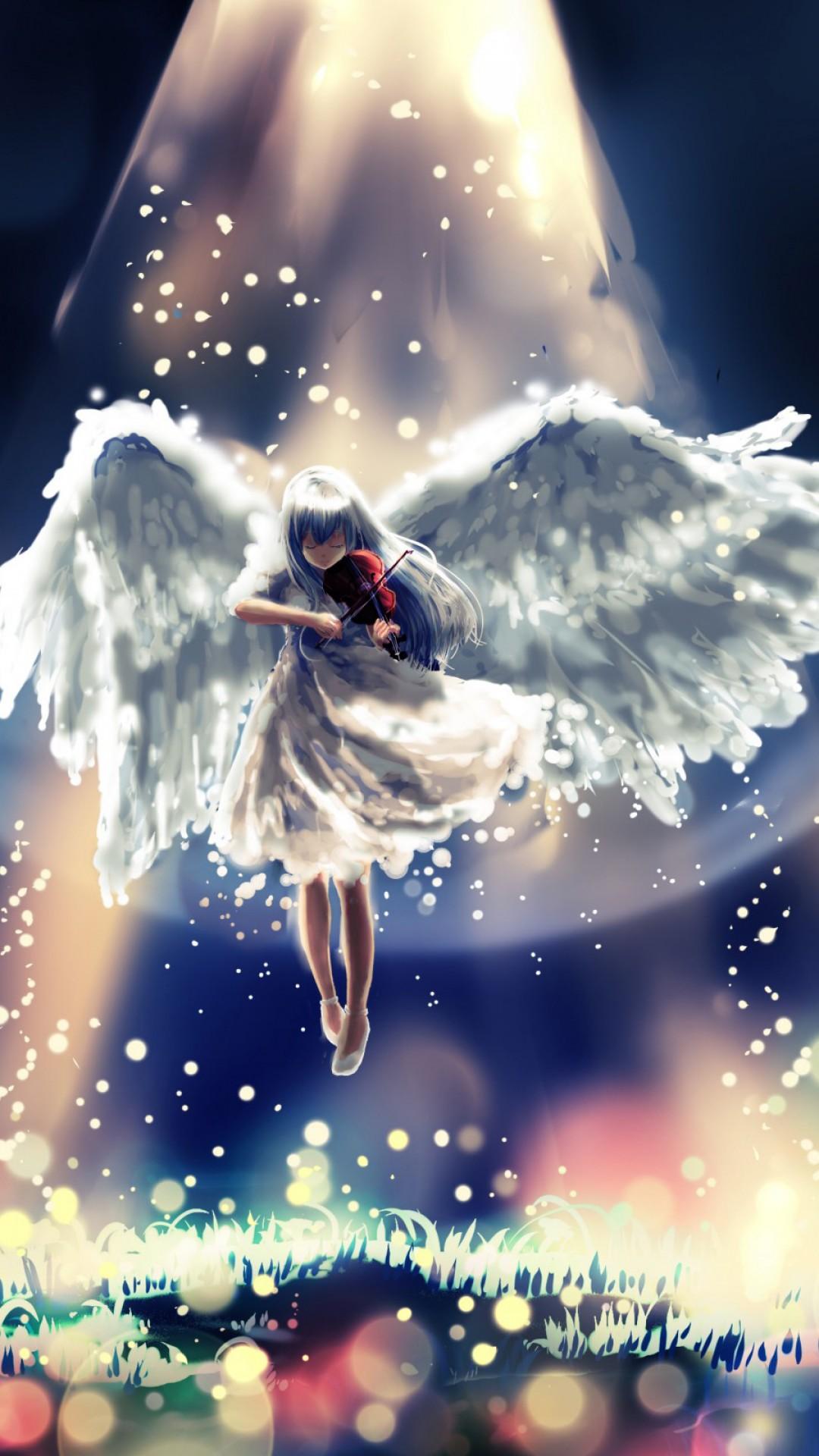 Wallpaper anime angel beats art 14470 - Anime wallpaper angel ...