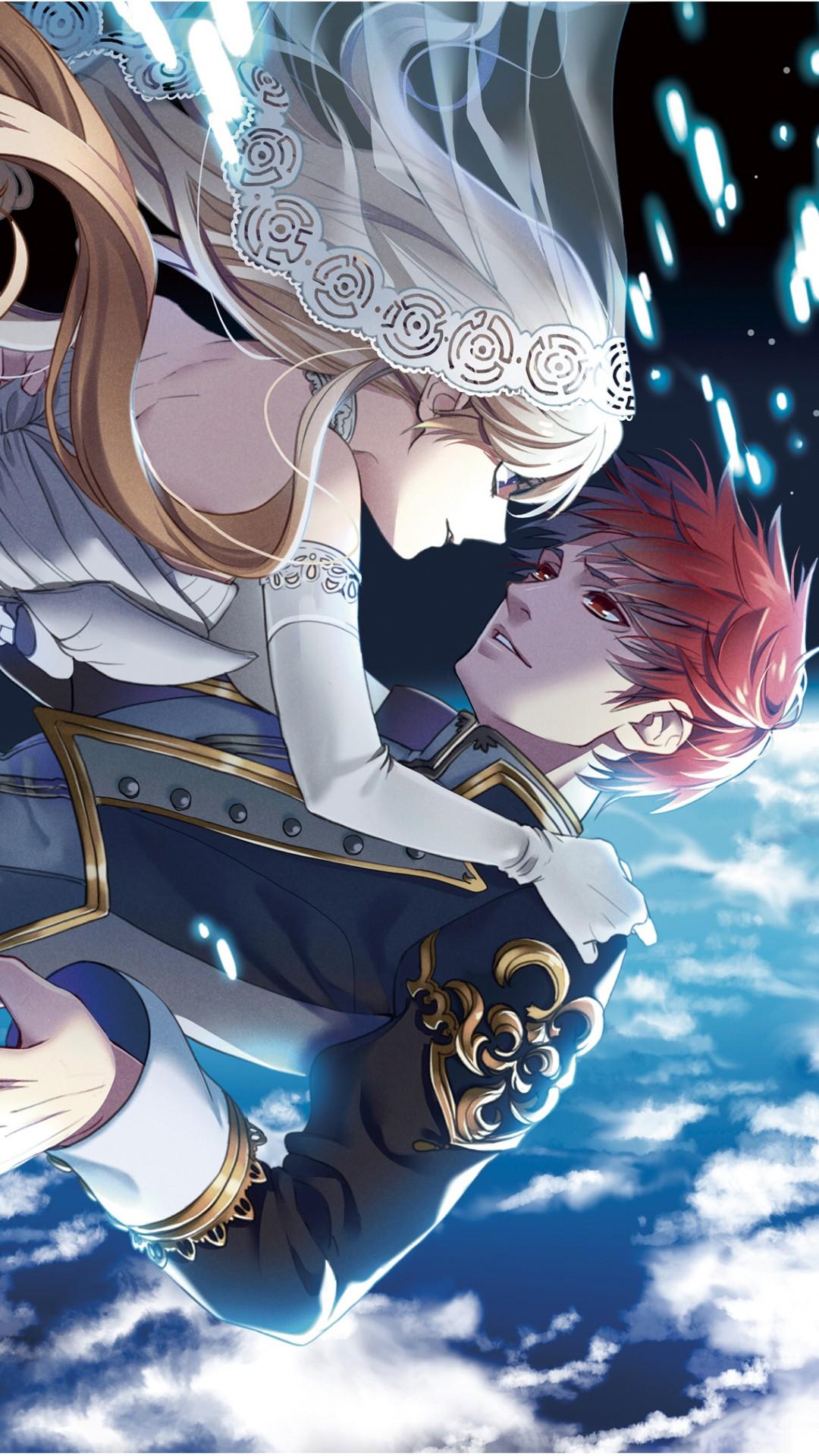 Wallpaper Anime Anime Couple Art 14461