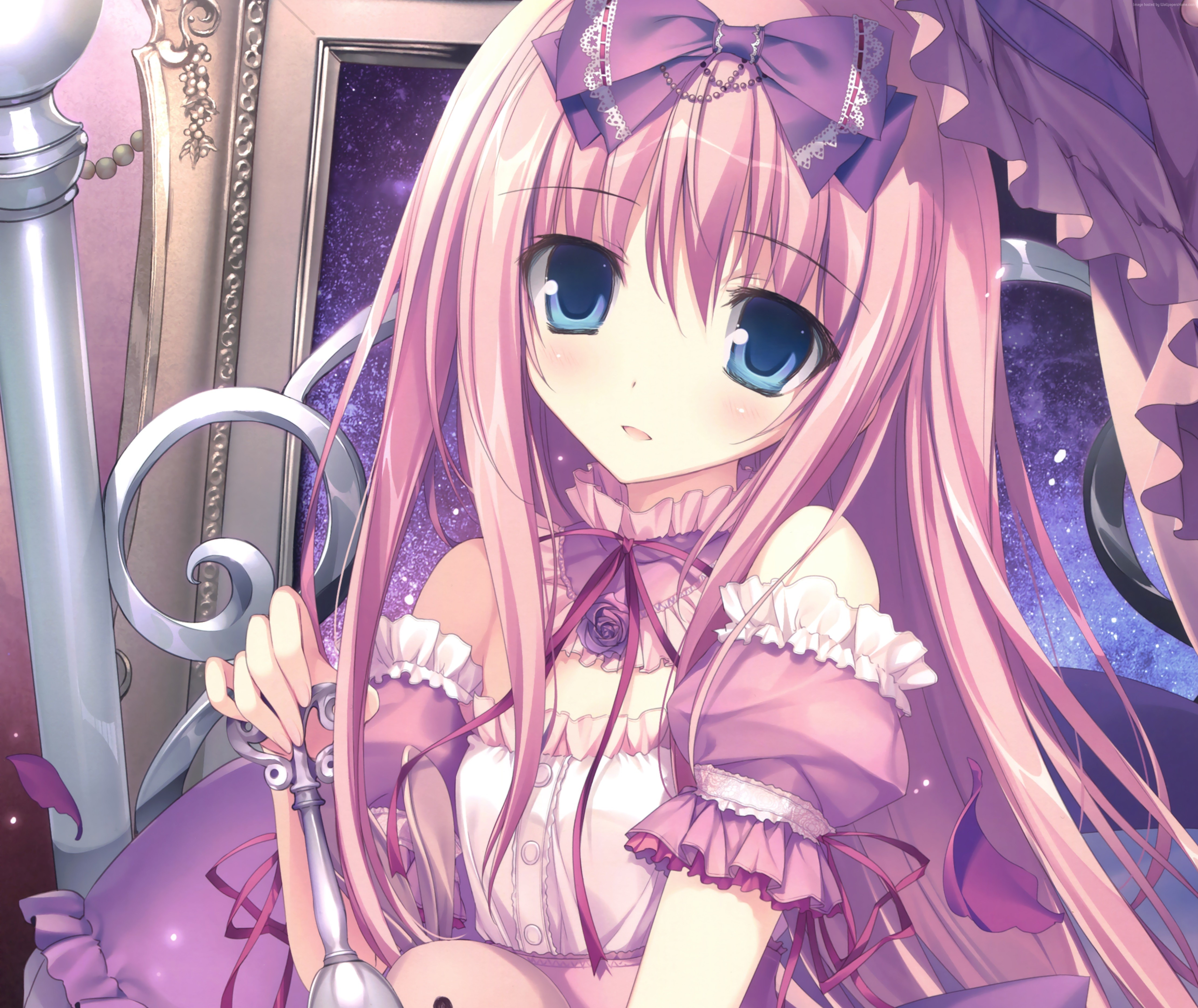 Wallpaper anime girl 5k art 14712 - 5k anime wallpaper ...