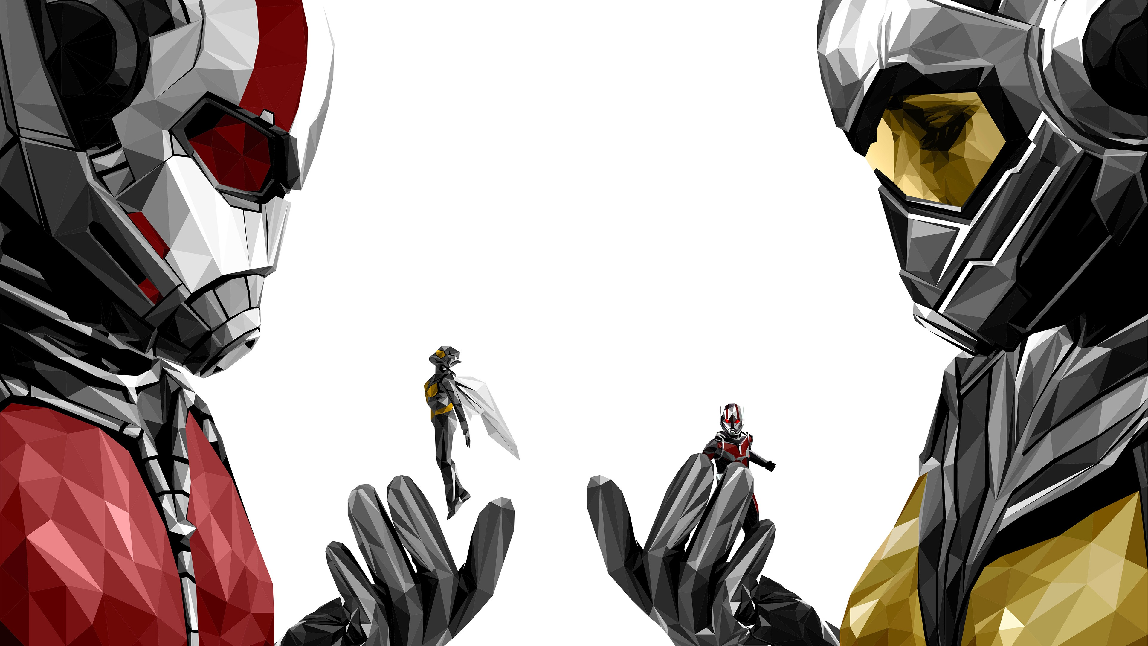 Wallpaper Ant Man And The Wasp Artwork 4k Art 19689 Page 4