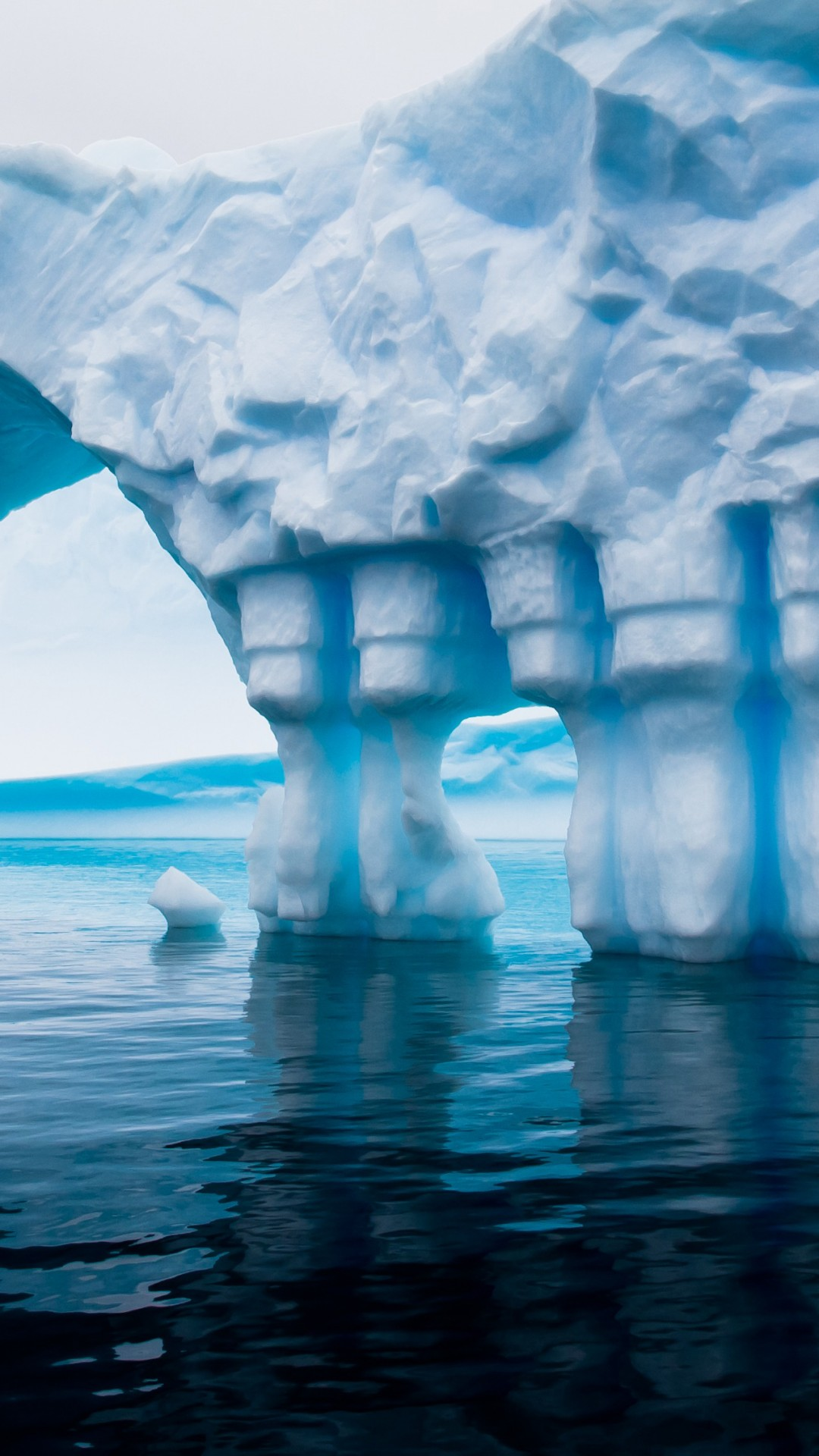Wallpaper Antarctica 5k 4k Wallpaper Iceberg Blue
