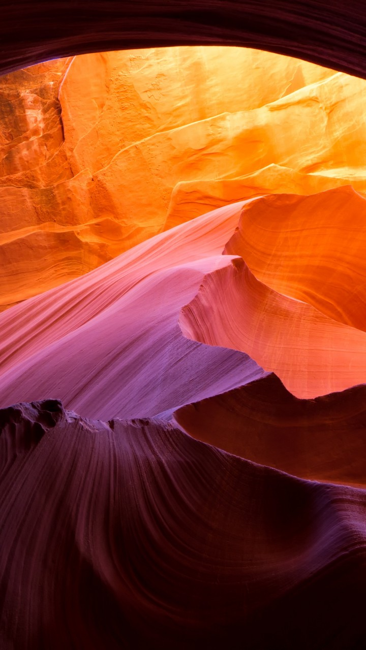 Wallpaper Antelope Canyon 4k Hd Wallpaper Arizona Usa