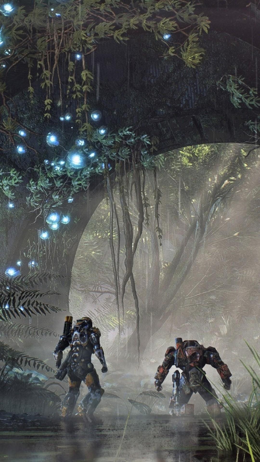 Wallpaper Anthem, E3 2018, screenshot, 4K, Games #19309