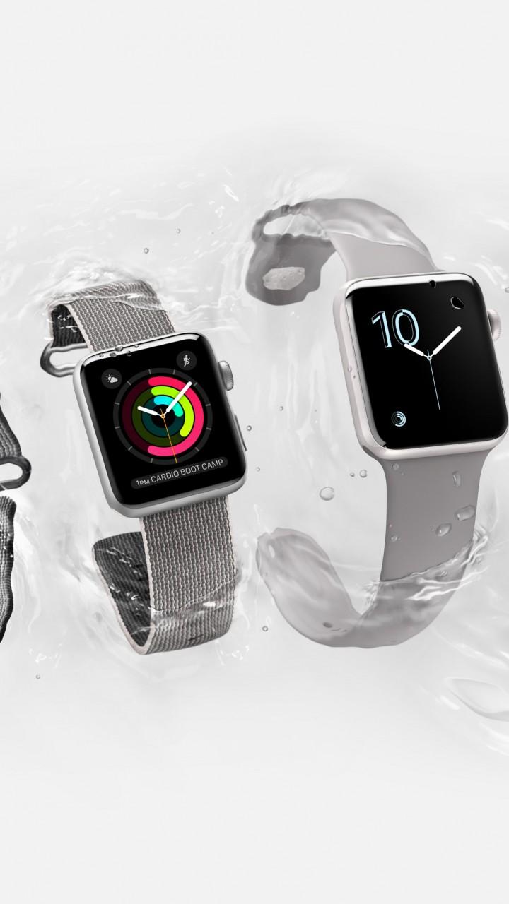 Wallpaper Apple Watch Series 2 smart watch iWatch