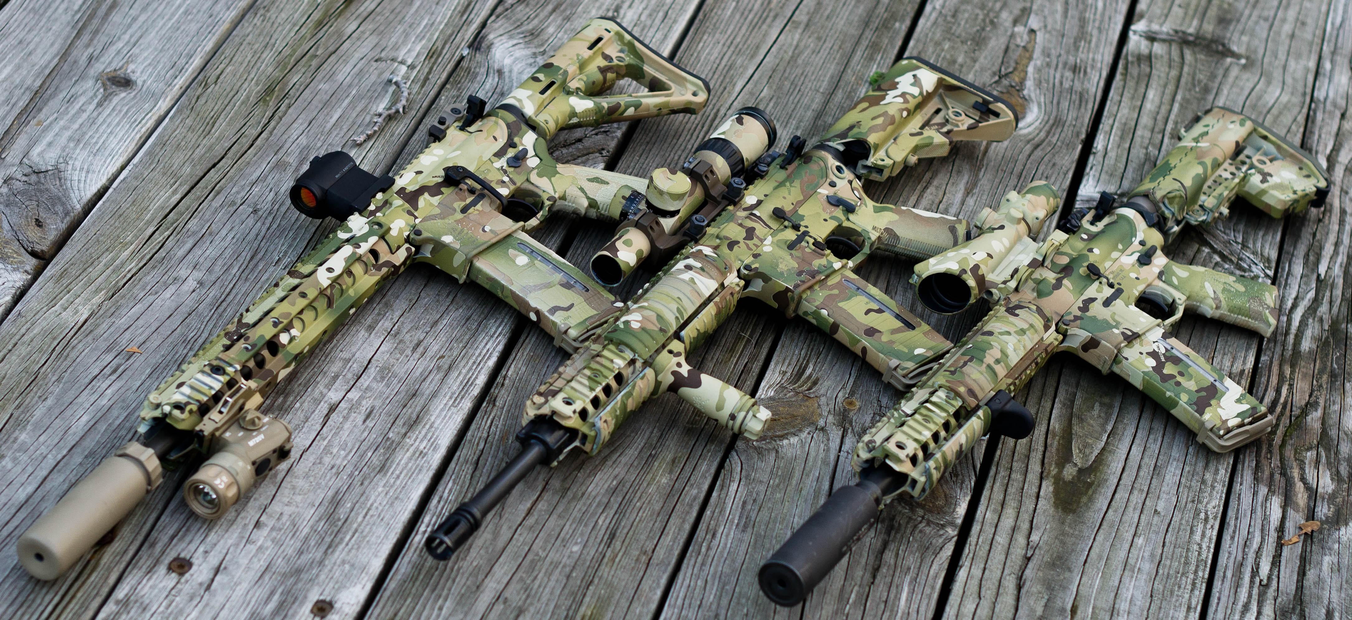 Ar 15 Rifle Custom