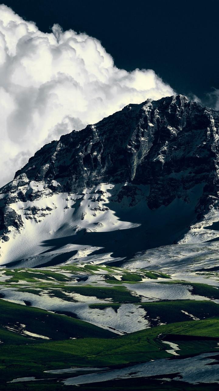 Wallpaper aragats 5k 4k wallpaper armenia mountains clouds os 5651 - 4k wallpaper download ...