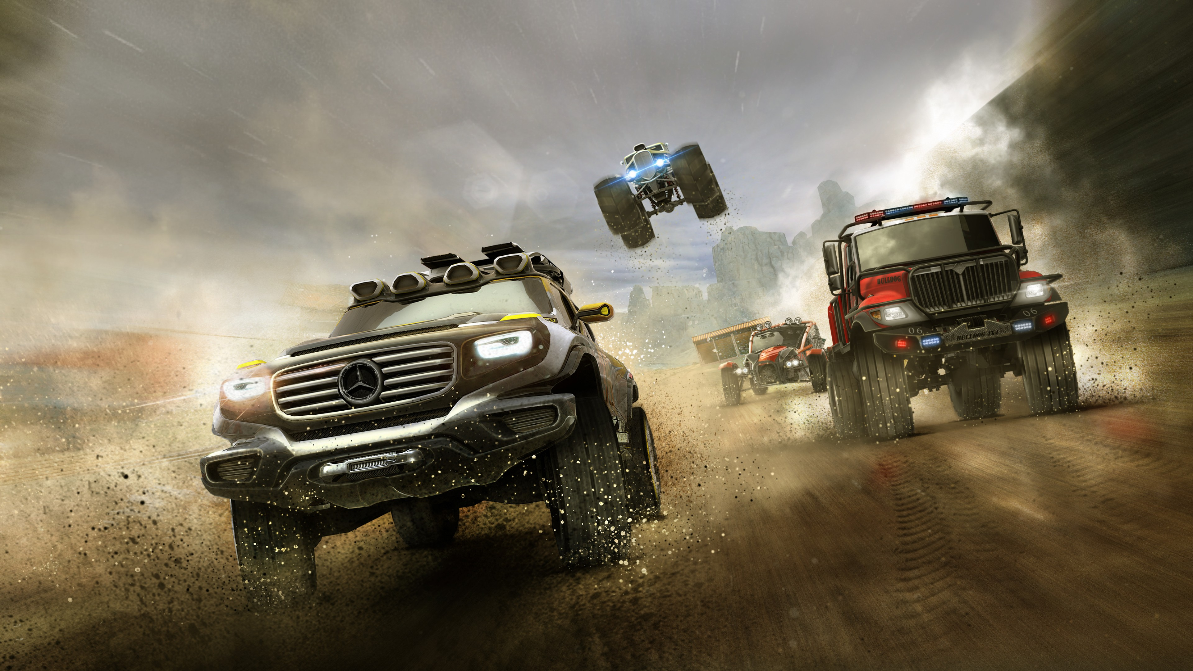 Cool Cars Games >> Wallpaper Asphalt Xtreme, racing, Android, iOS, PC, Games #12488