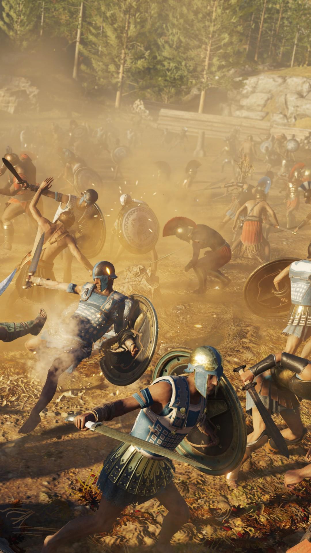Wallpaper Assassin S Creed Odyssey Gamescom 2018