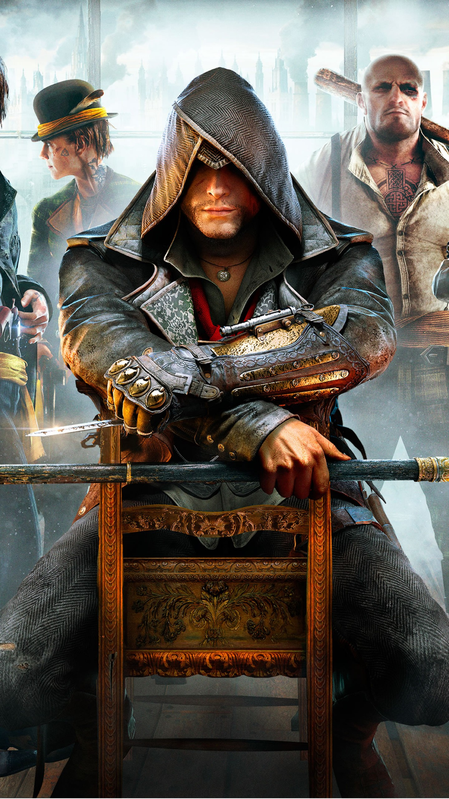 Wallpaper Assassin S Creed Syndicate Best Games 2015 Game Open
