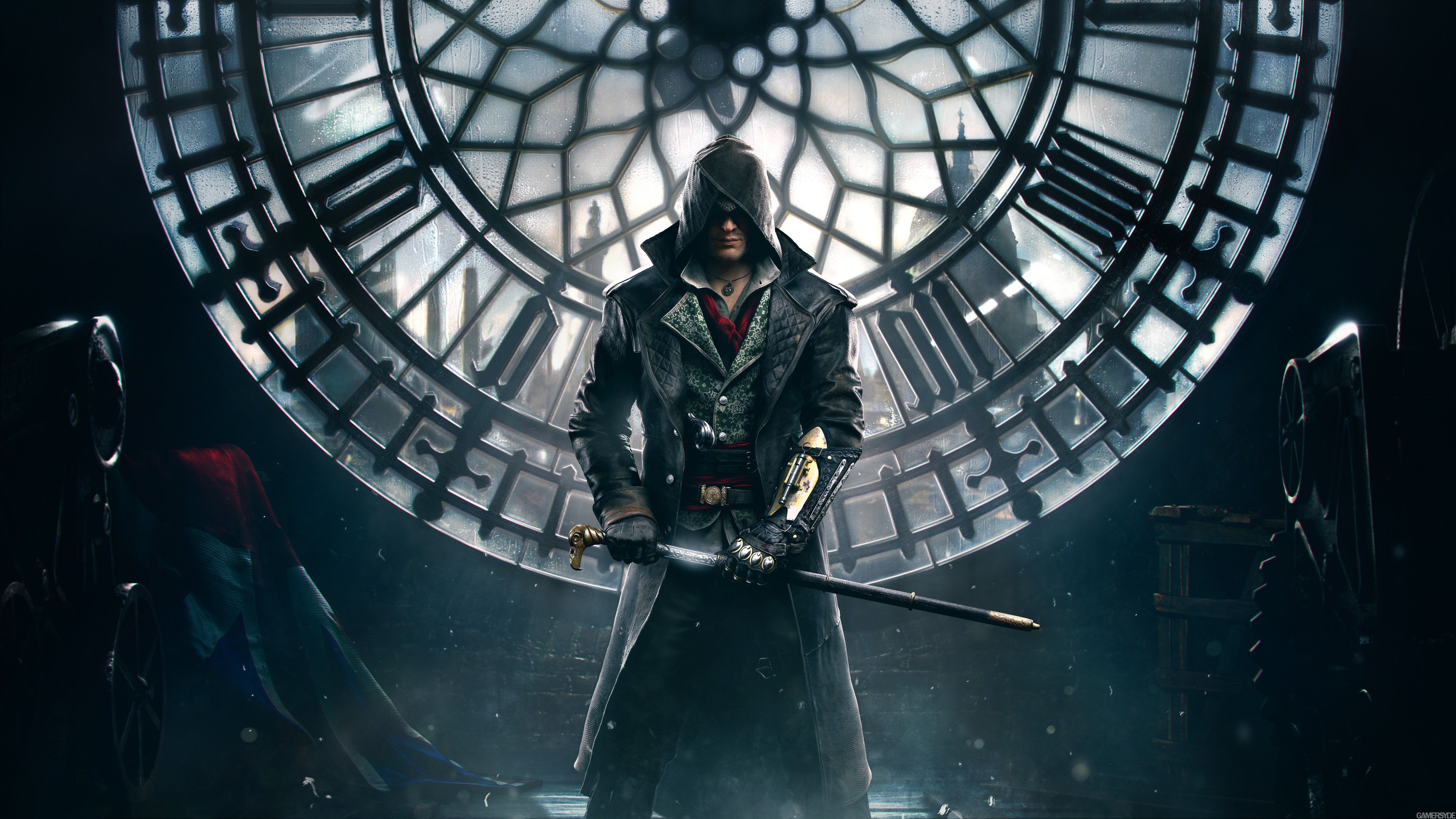 Wallpaper Assassins Creed Syndicate Best Games 2015 Game Open