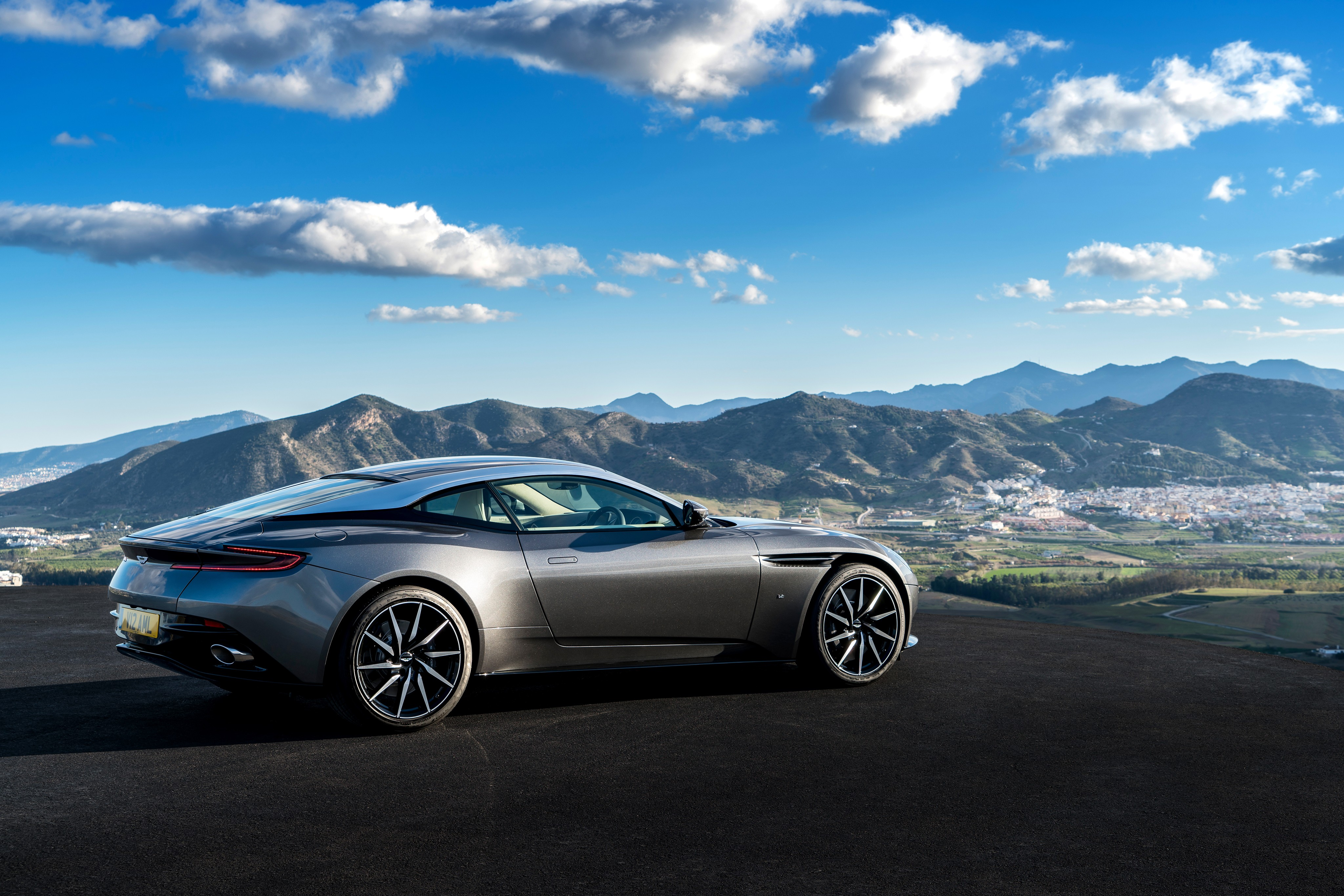 Wallpaper Aston Martin Geneva Auto Show Supercar Cars