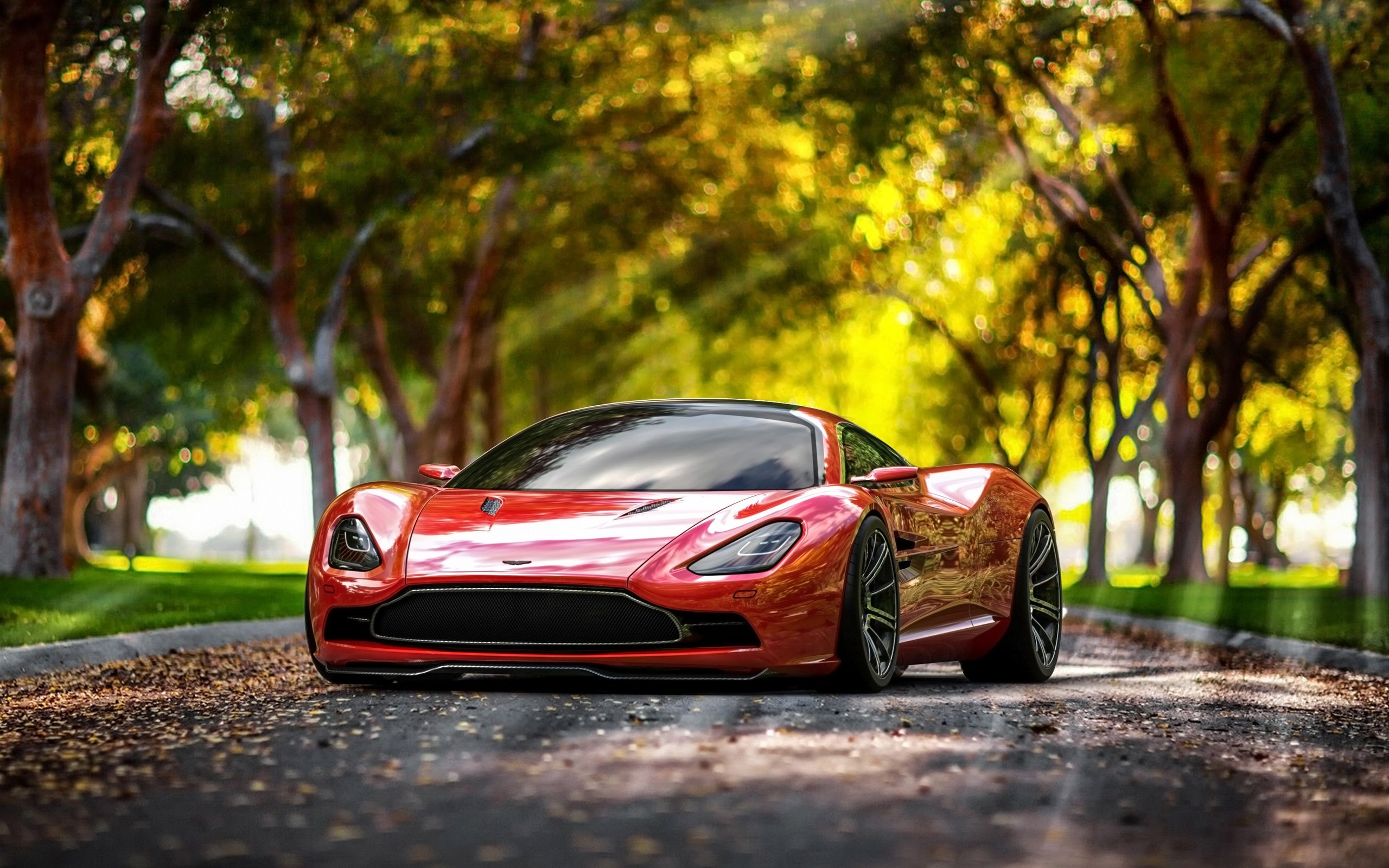 ... Aston Martin, Sports Car. Original Resolution: 2560x1600