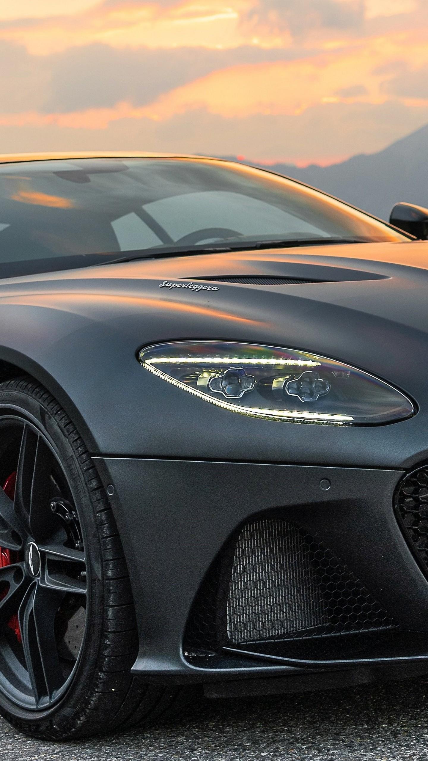 Wallpaper Aston Martin DBS Superleggera, 2019 Cars, 4K, Cars & Bikes
