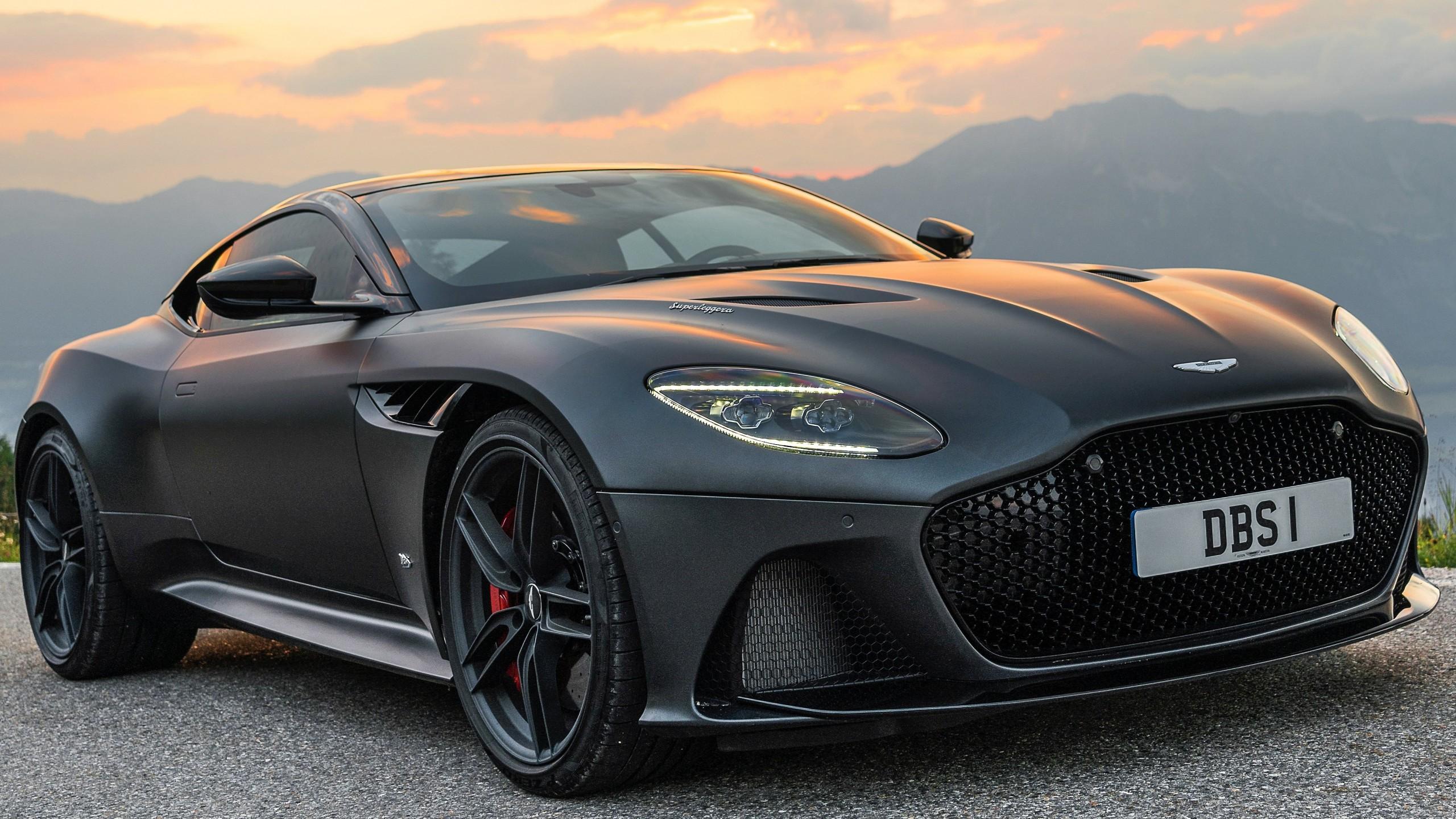 Aston Martin Dbs >> Wallpaper Aston Martin DBS Superleggera, 2019 Cars, 4K ...