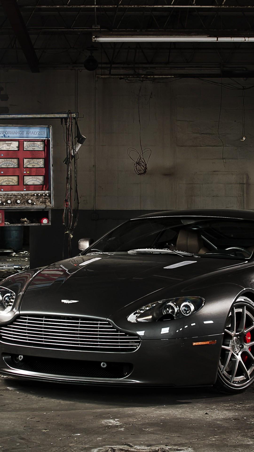 Wallpaper Aston Martin V8 Vantage, girl, coupe, Cars ...