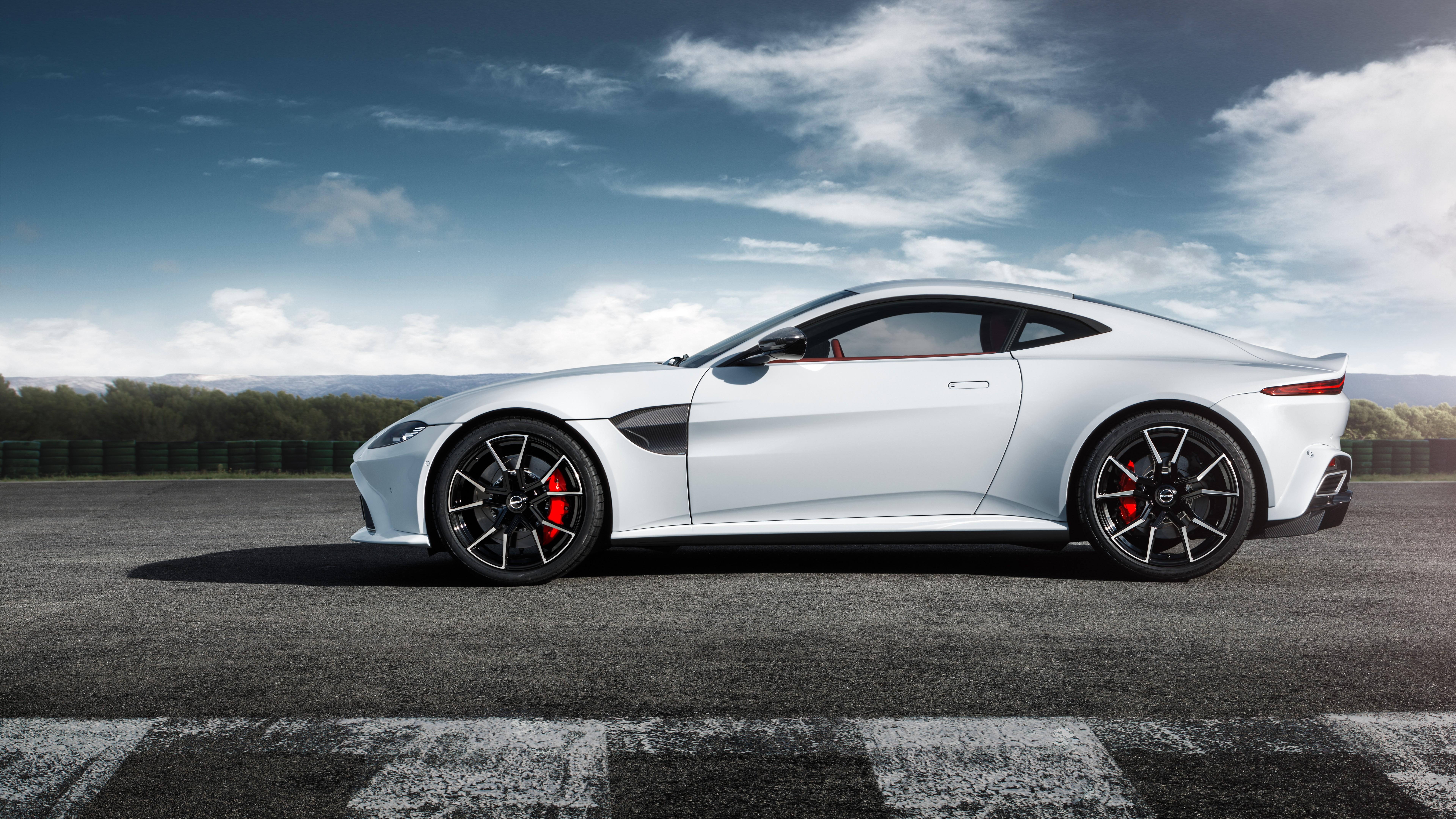 Wallpaper Aston Martin Vantage Startech 2019 Cars Geneva