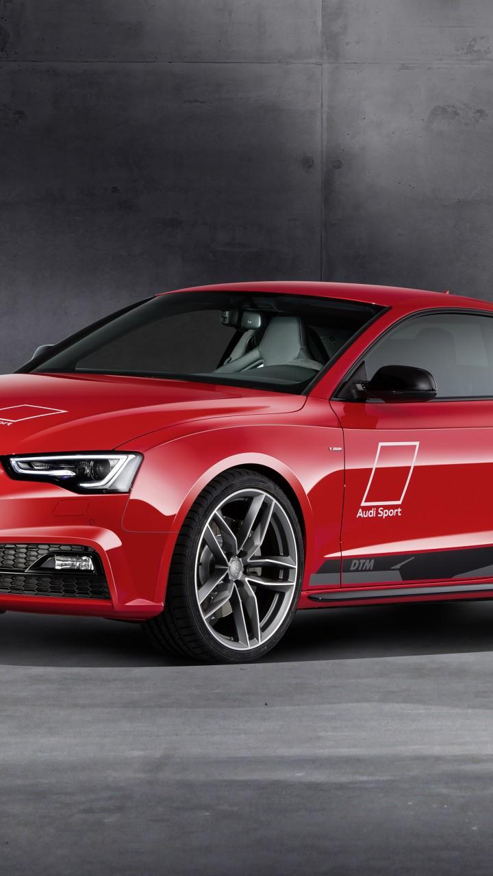 2016 Audi A6 3 0t Interior: Wallpaper Audi A5, Dtm Selection, Audi, Red, 2016