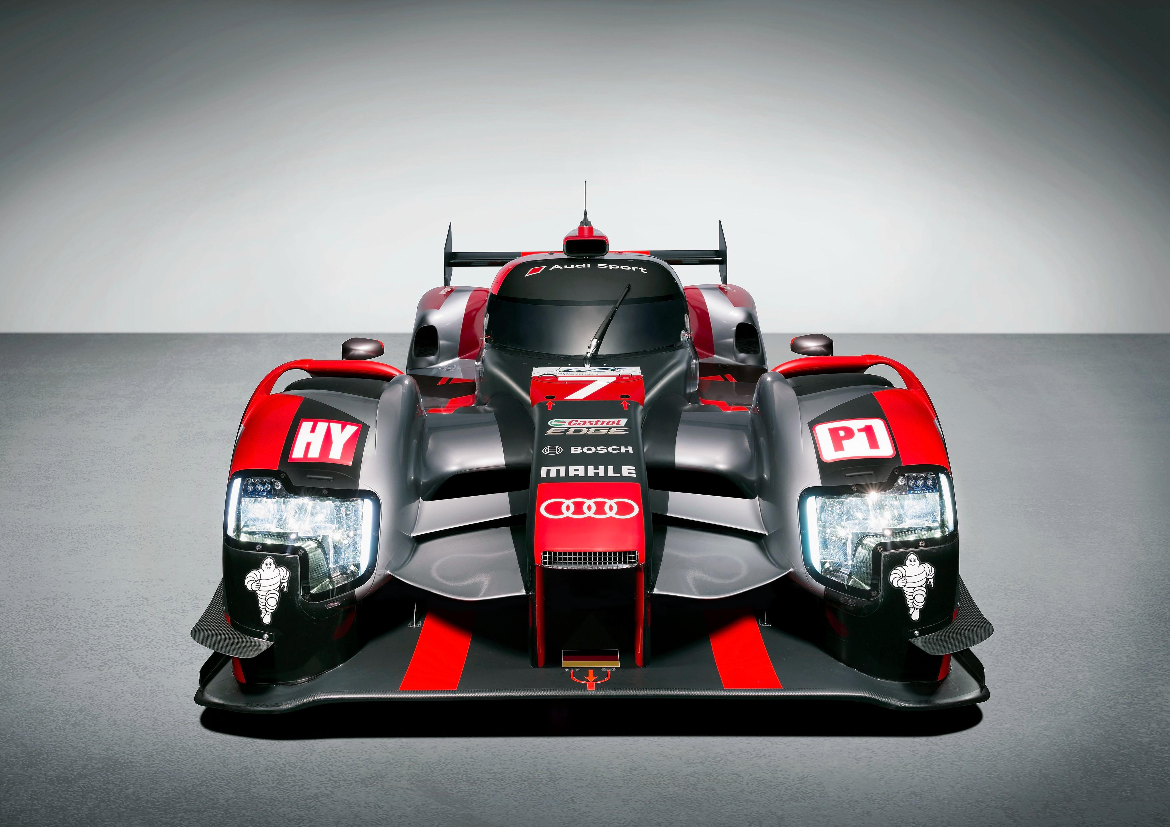 wallpaper audi r18 etron quattro lmp1 hydrid sport car