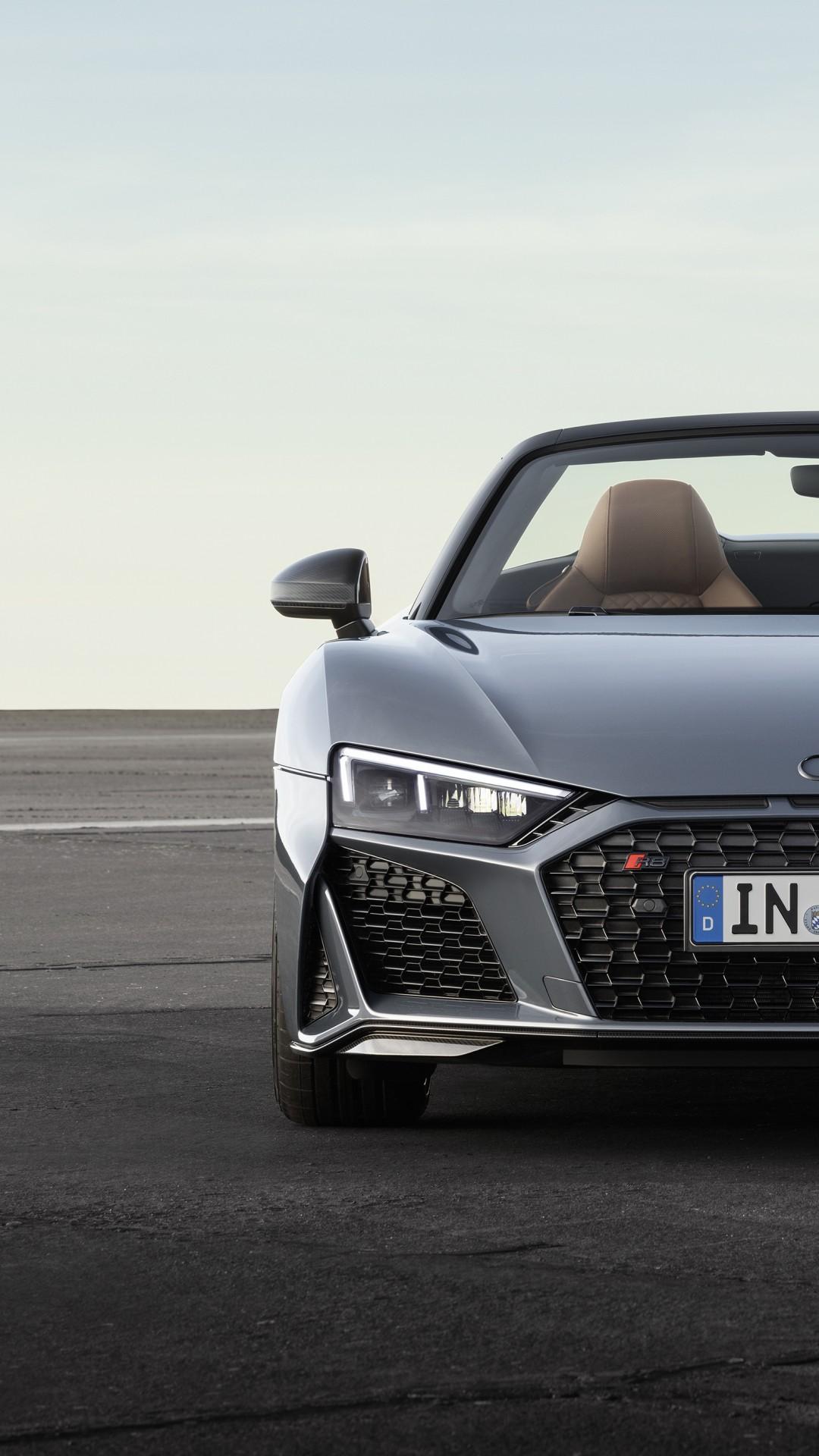 Wallpaper Audi R8 V10 Spyder, 2019 Cars, 4K, Cars & Bikes ...