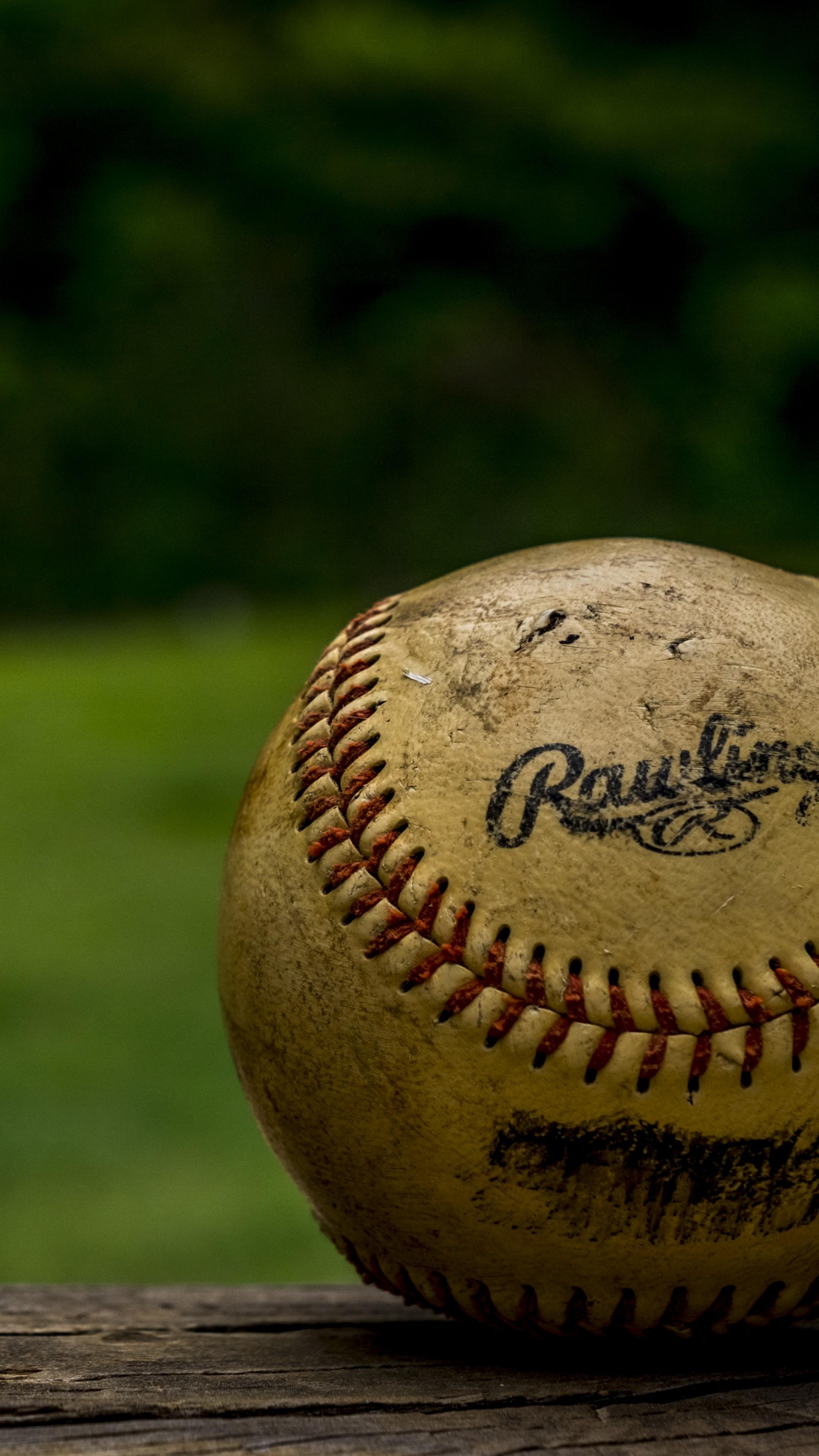 Wallpaper Baseball, ball, 6K, Sport #19772
