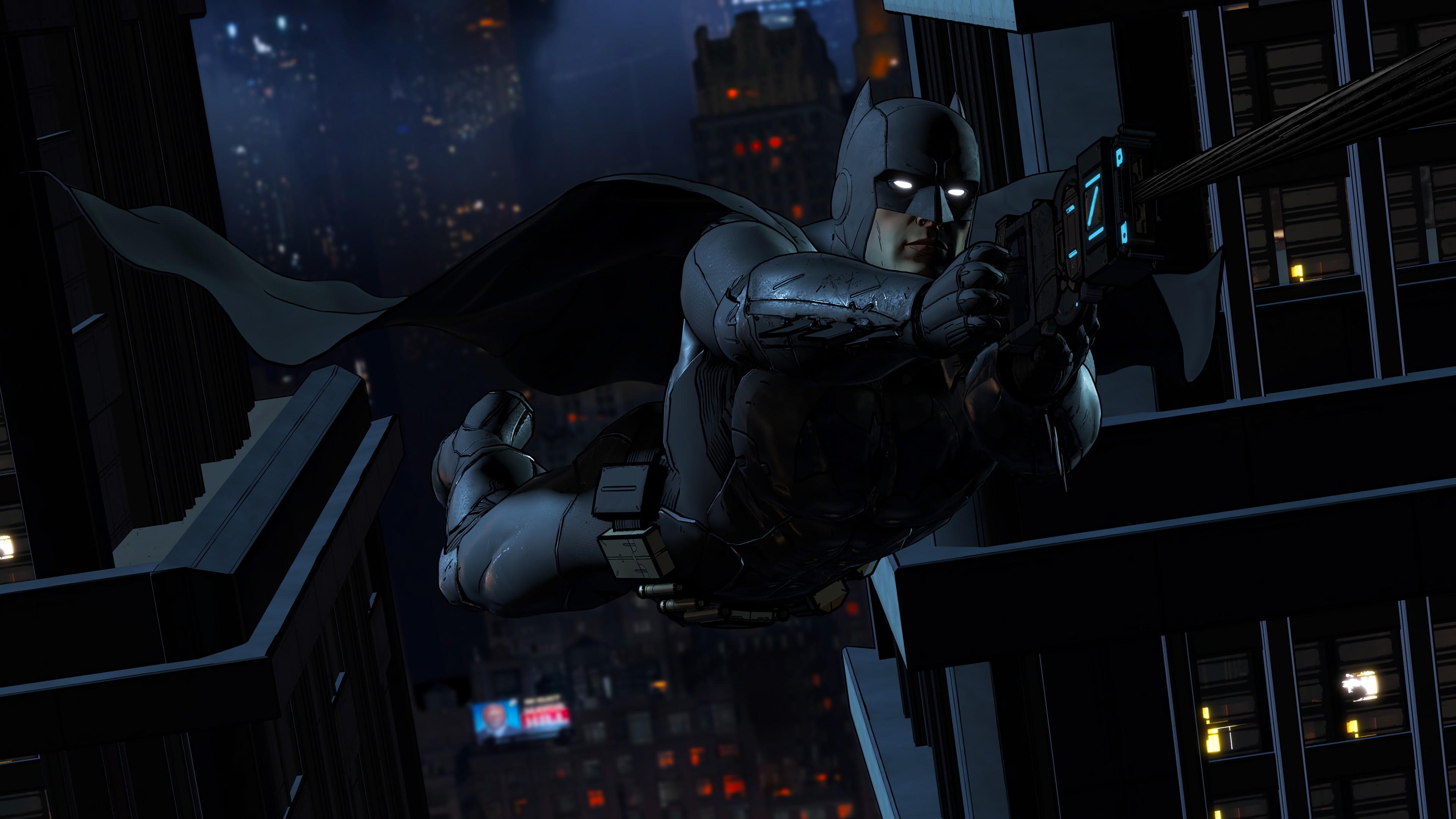 Wallpaper Batman The Telltale Series Batman Best Games