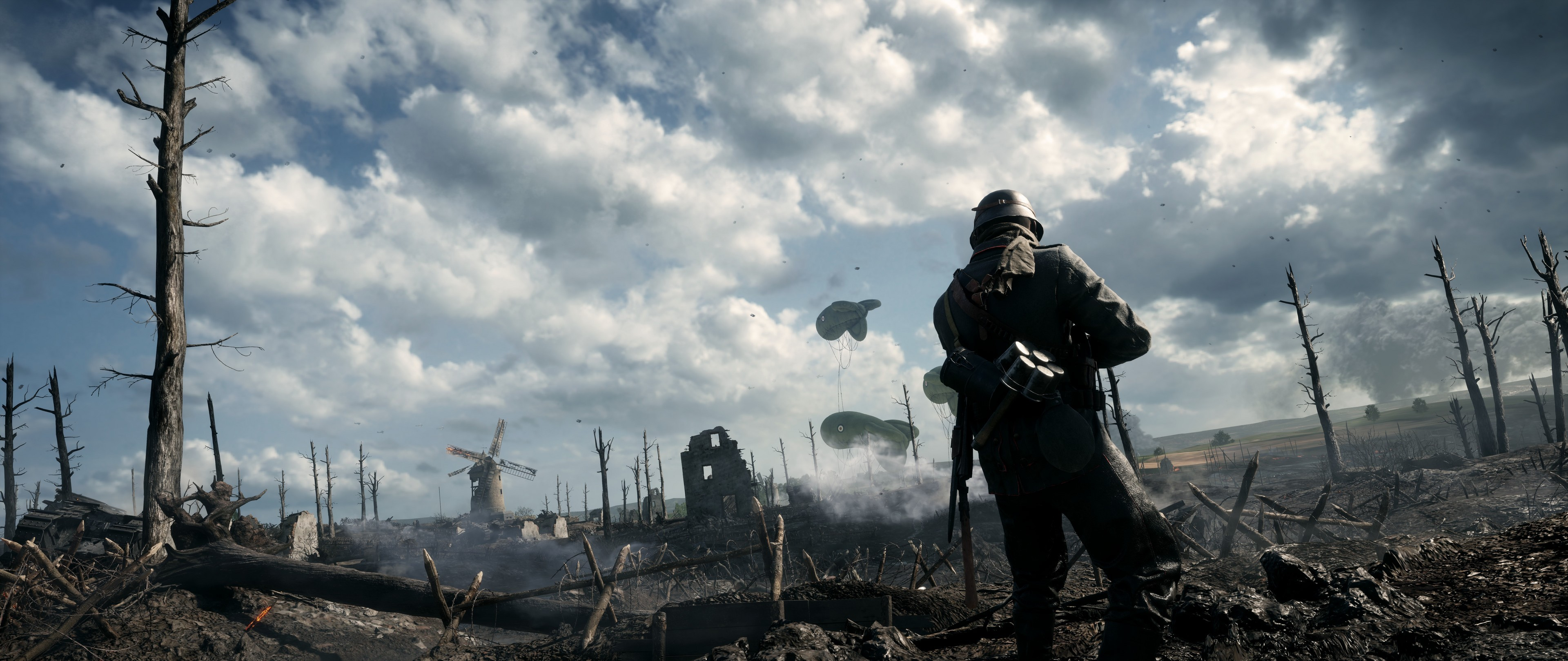 Battlefield 1 Wallpaper, Games / Action: Battlefield 1, soldier, best ...