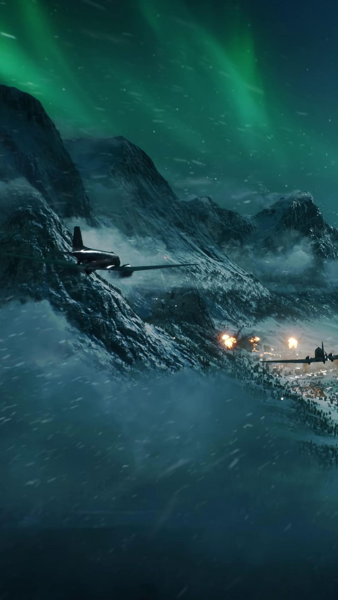 Wallpaper Battlefield 5 Gamescom 2018 Screenshot 4k
