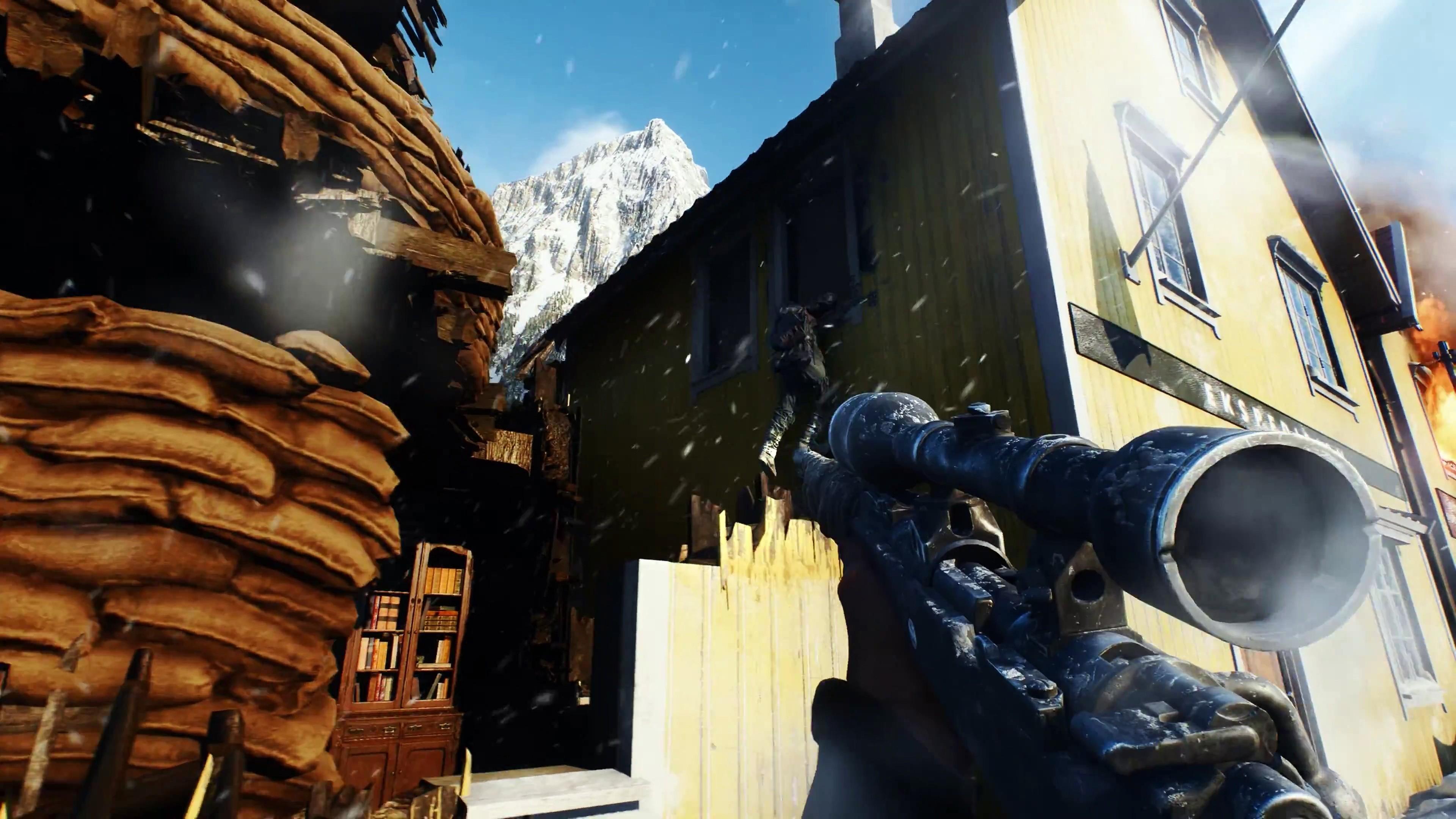 Wallpaper Battlefield 5 E3 2018 Screenshot 4k Games 19004