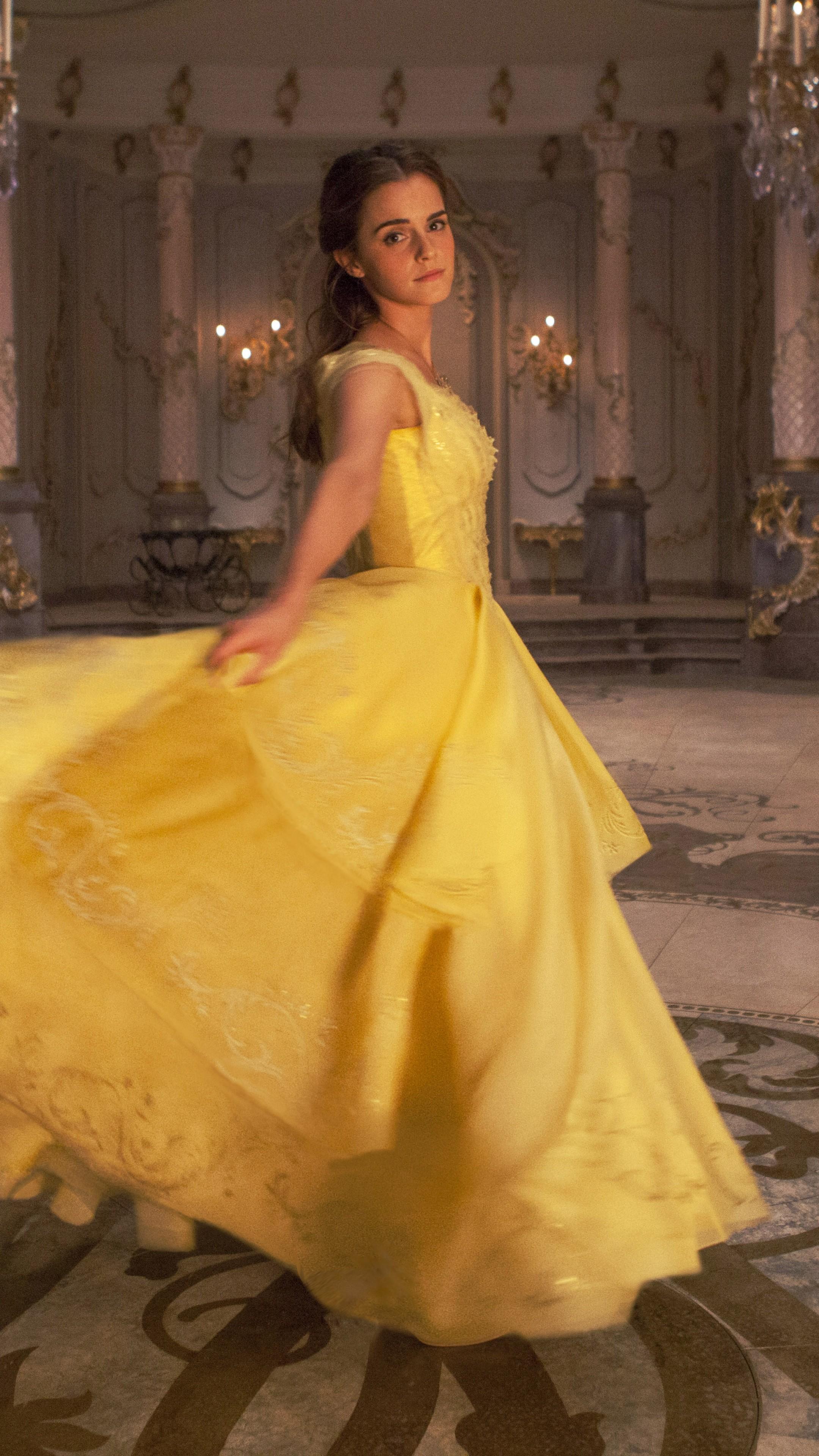 Wallpaper Beauty and the Beast, Emma Watson, best movies ... эмма уотсон 2017