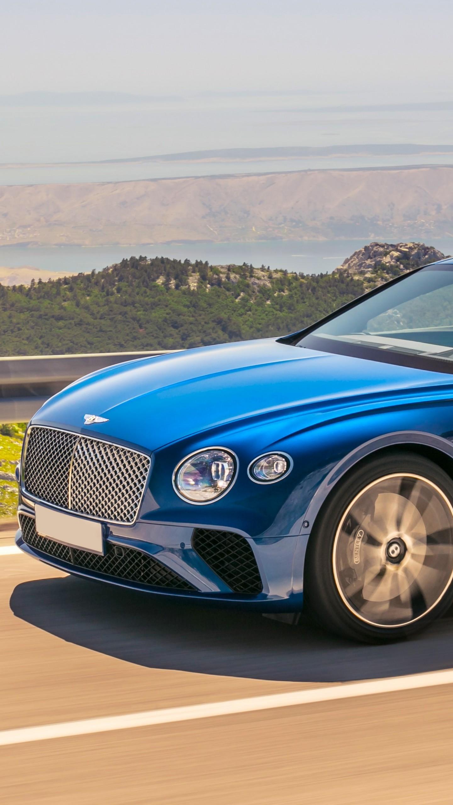 Girls Electric Car >> Wallpaper Bentley Continental GT, 2019 Cars, 5K, Cars ...