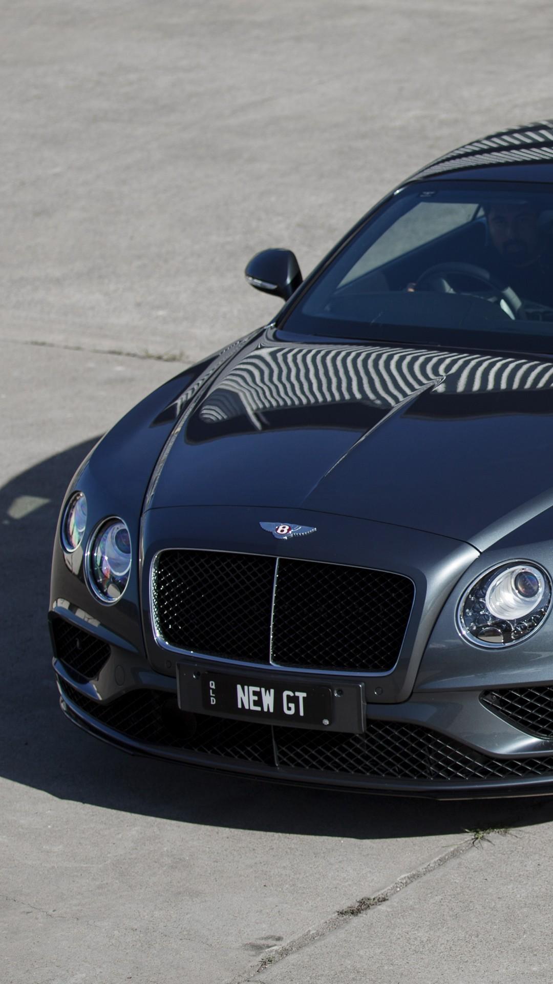 Wallpaper Bentley continental GT V8 S, Geneva Auto Show ...