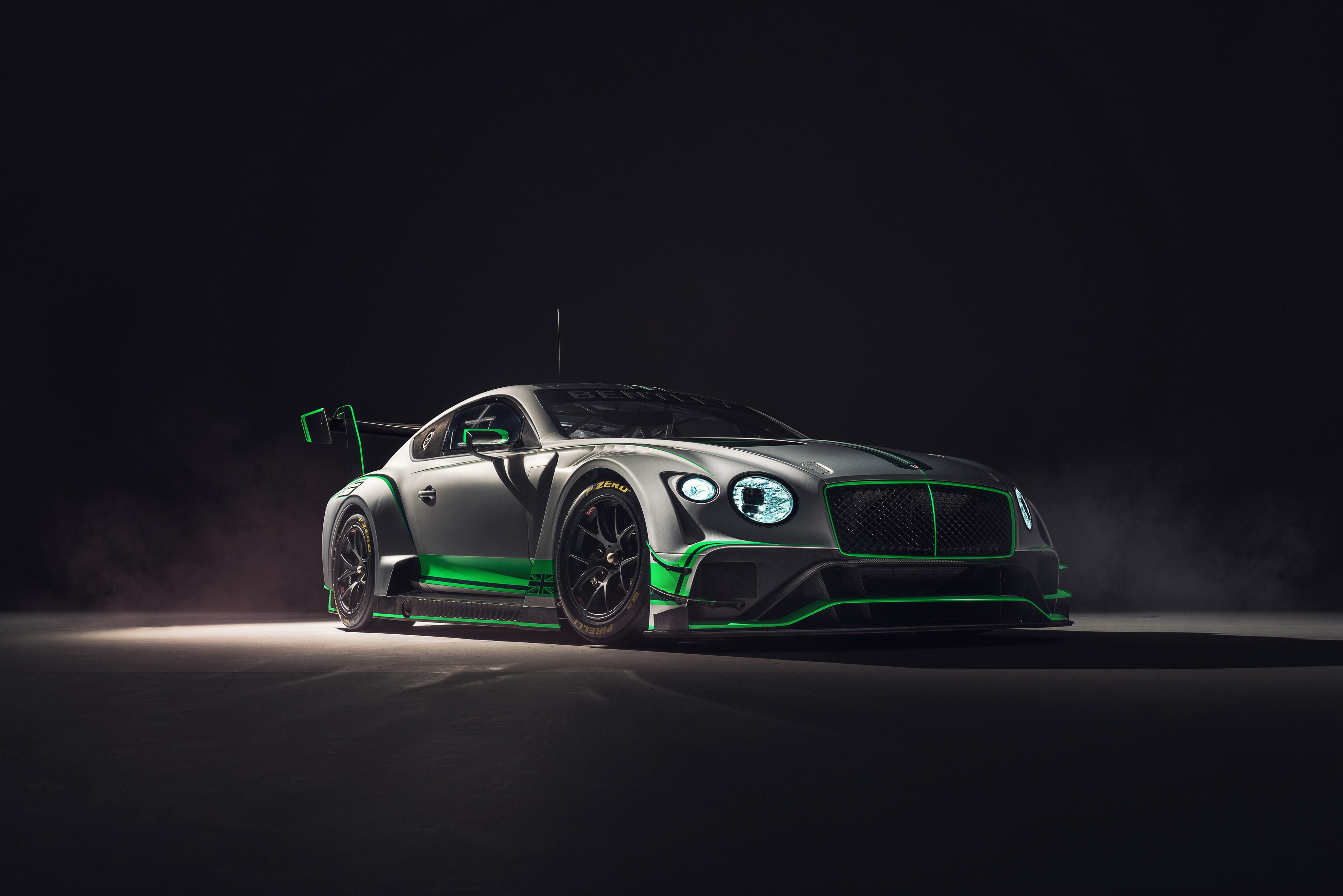 Wallpaper Bentley Continental Gt3 2018 Cars 4k Cars Amp Bikes 16528
