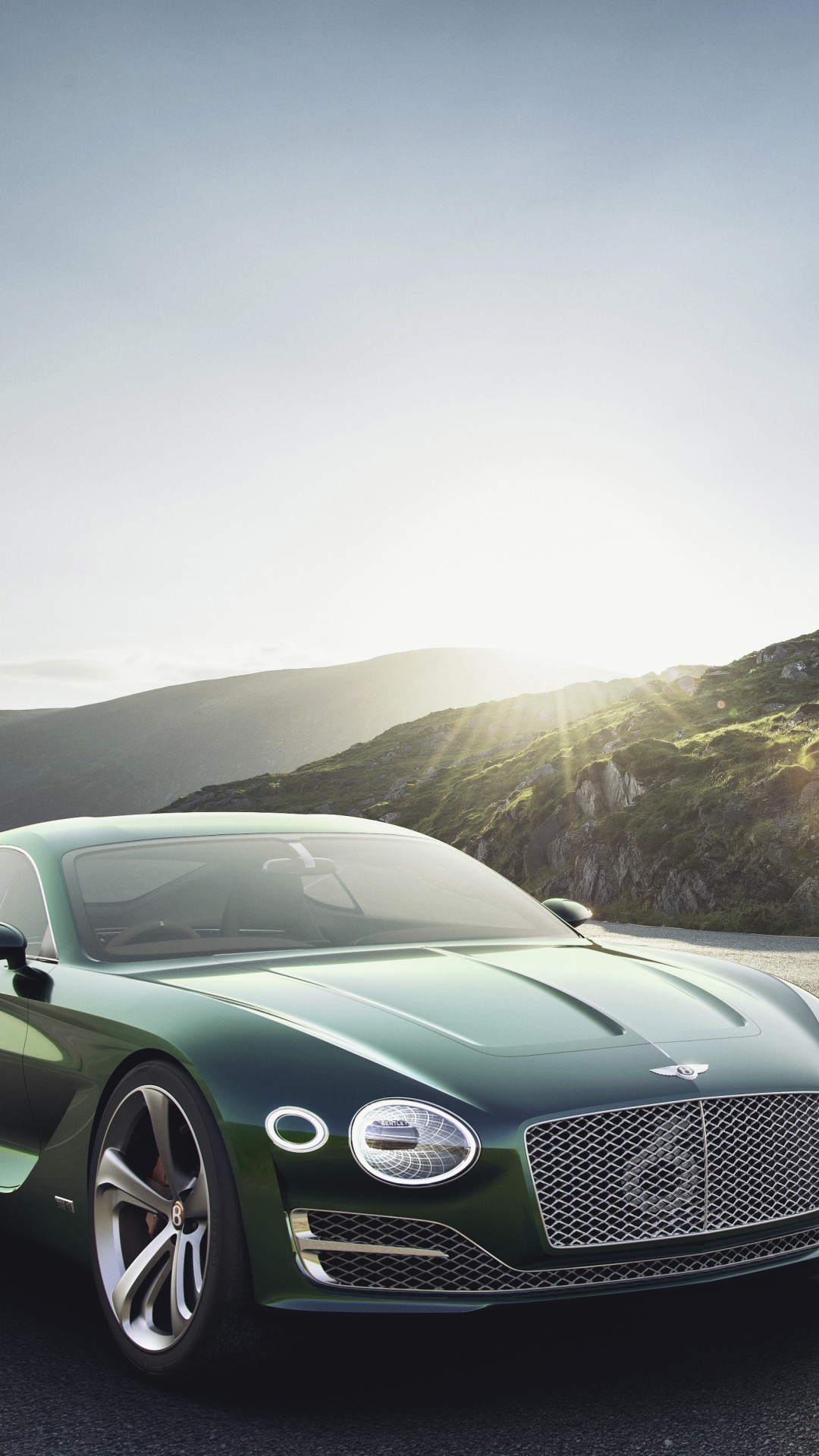 Wallpaper Bentley Exp 10 Speed 6 Luxury Car Coupe
