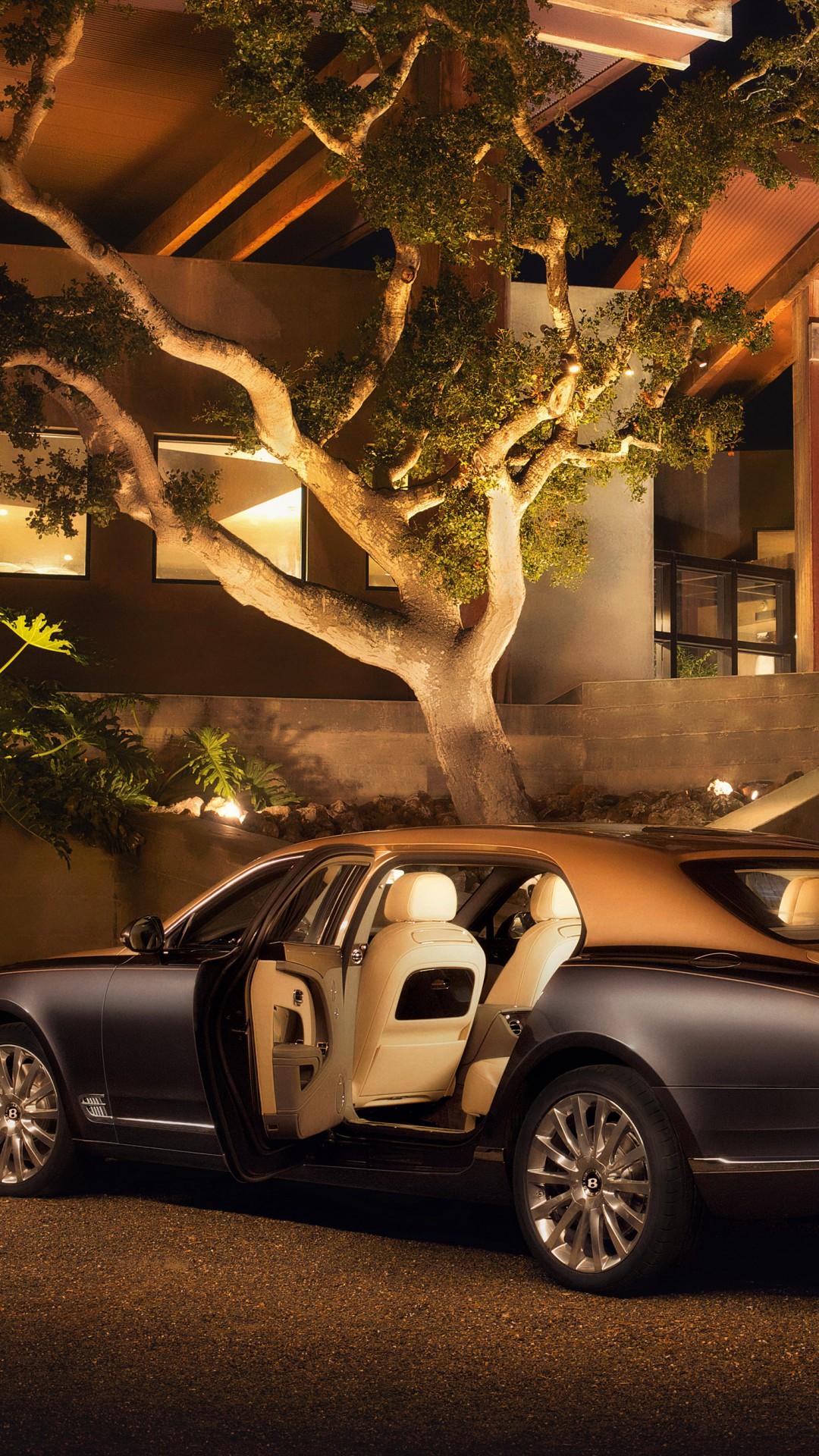 Wallpaper Bentley Mulsanne Extended Wheelbase Geneva Auto