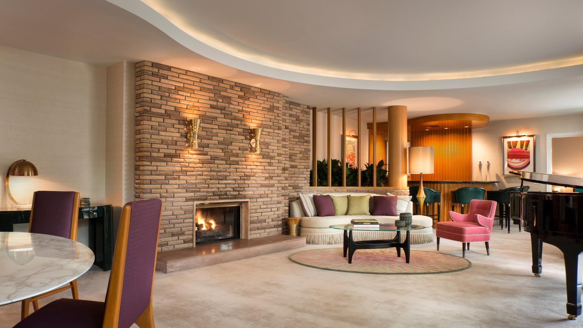 Wallpaper Beverly Hills Hotel, Best hotels of 2015