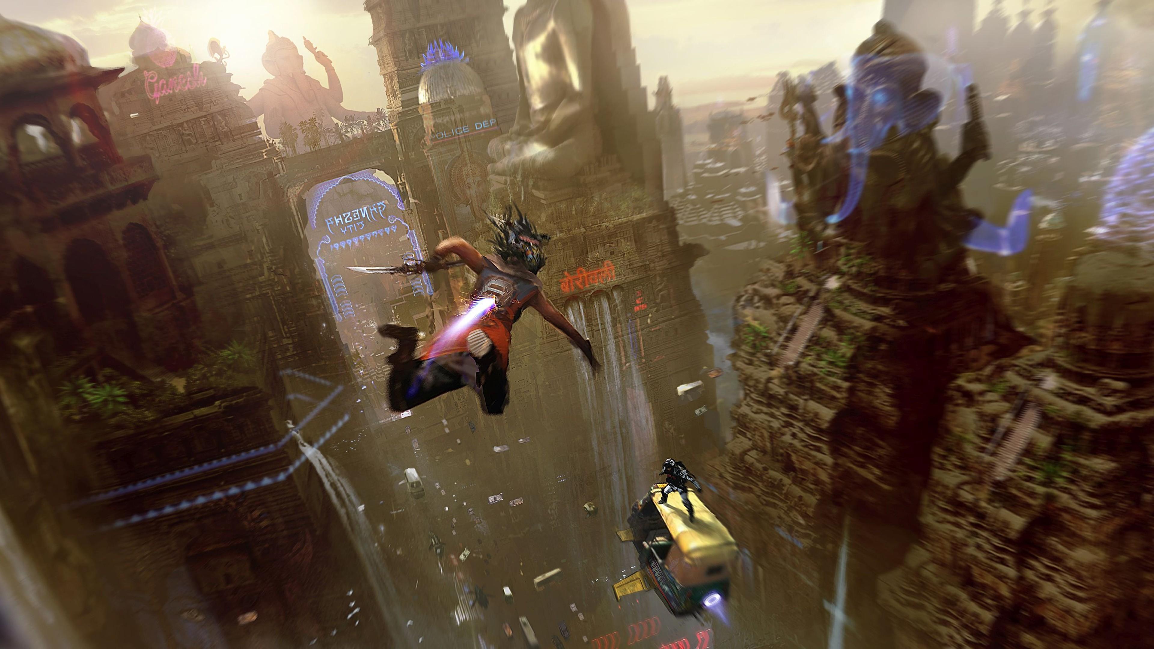 Wallpaper Beyond Good And Evil 2 E3 2018 Screenshot 4k Games