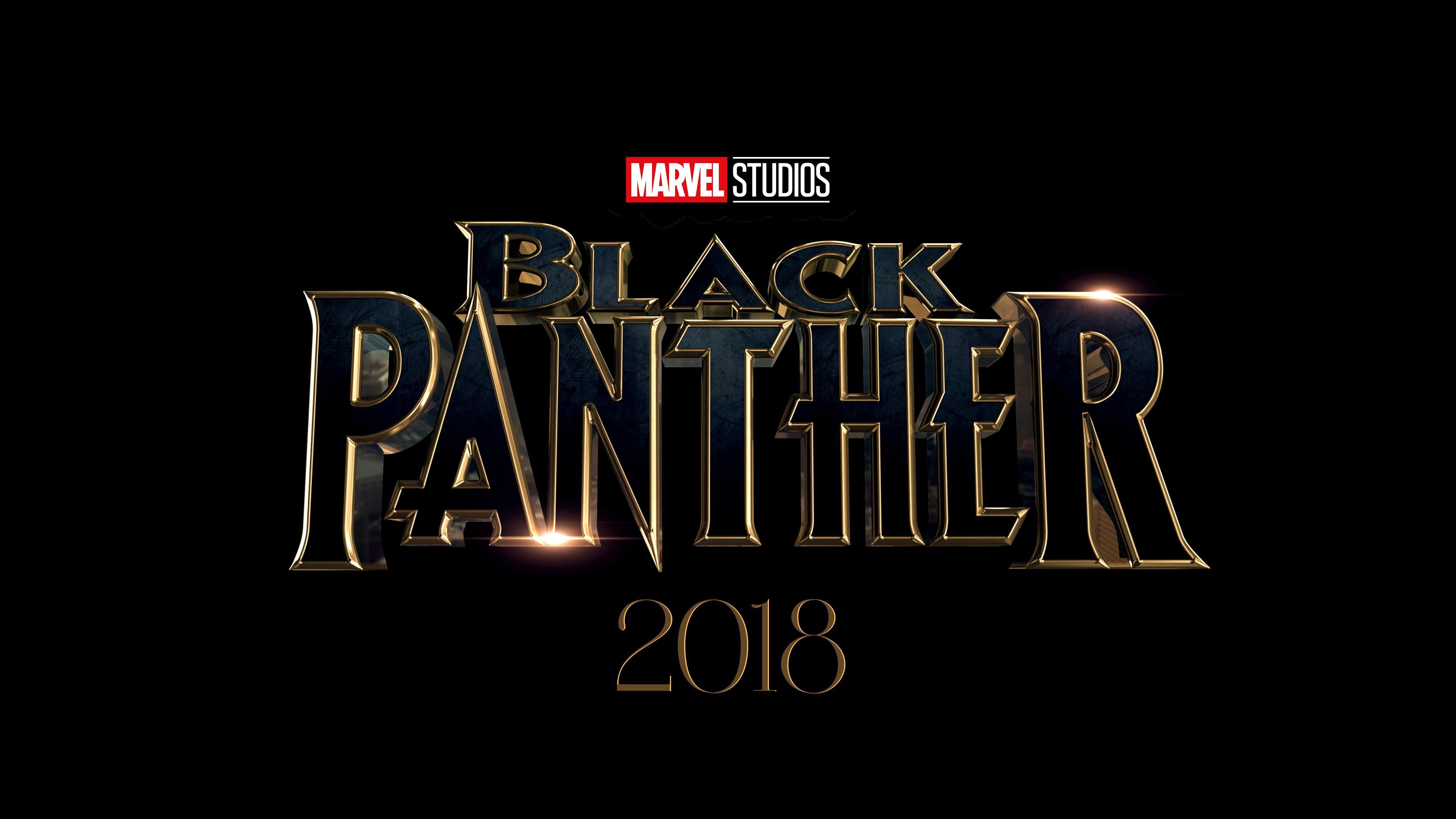 Wallpaper Black Panther 4k 2018 Poster Movies 13660