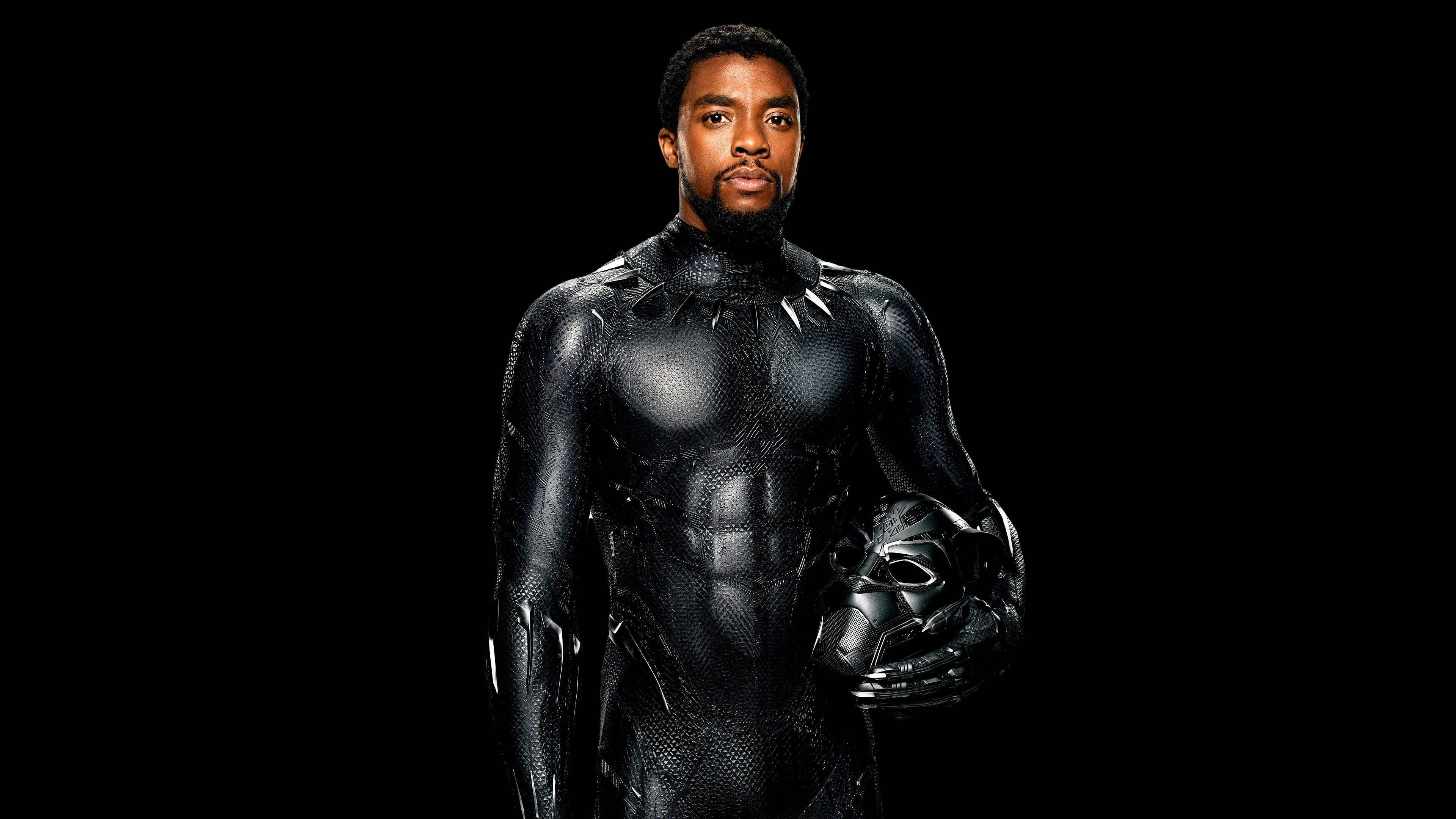 2932x2932 Pubg Android Game 4k Ipad Pro Retina Display Hd: Wallpaper Black Panther, Chadwick Boseman, 4k, Movies #16436