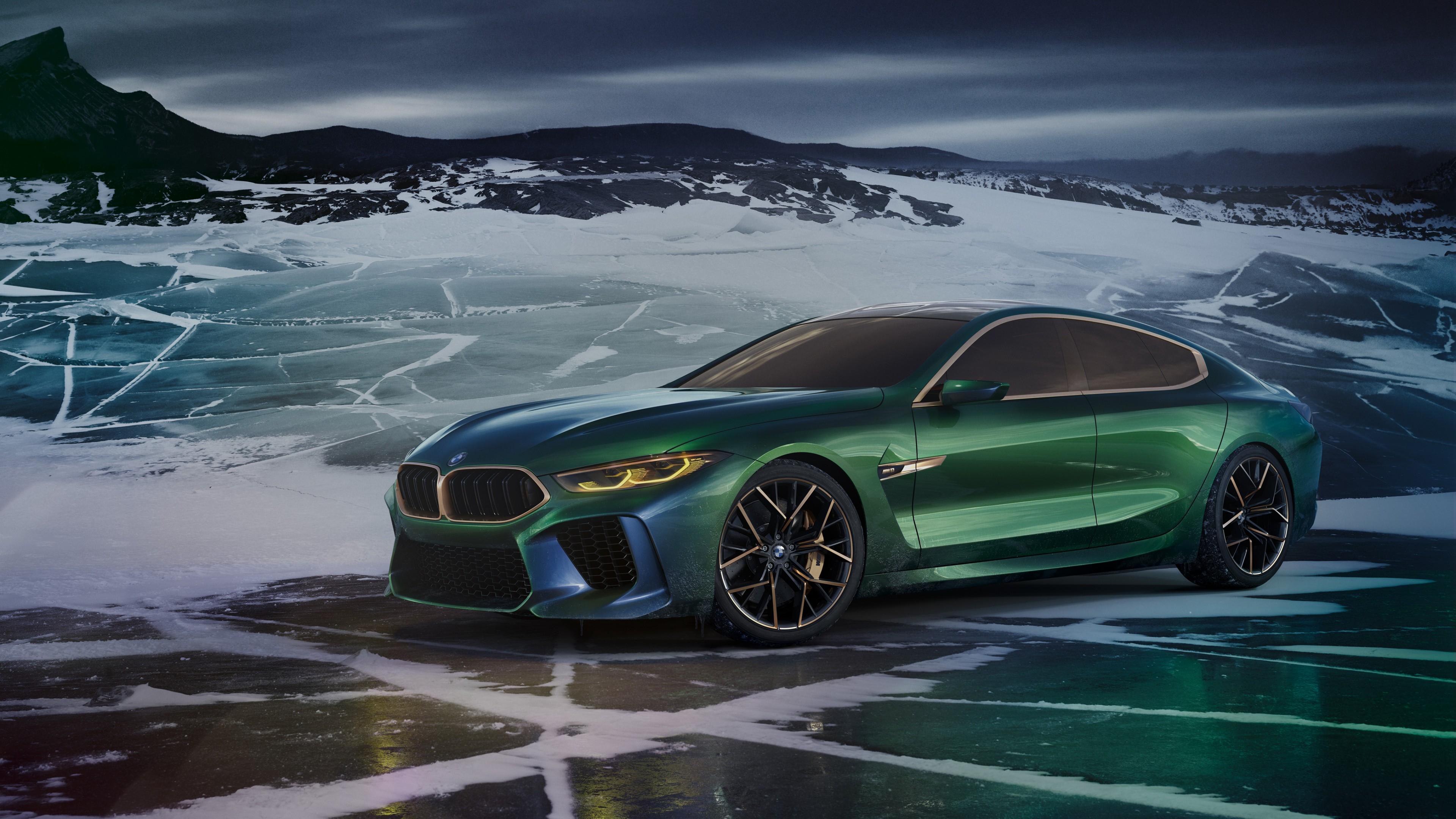 Lexus 2018 Suv >> Wallpaper BMV M8 Gran Coupe, Geneva Motor Show 2018, 4k ...