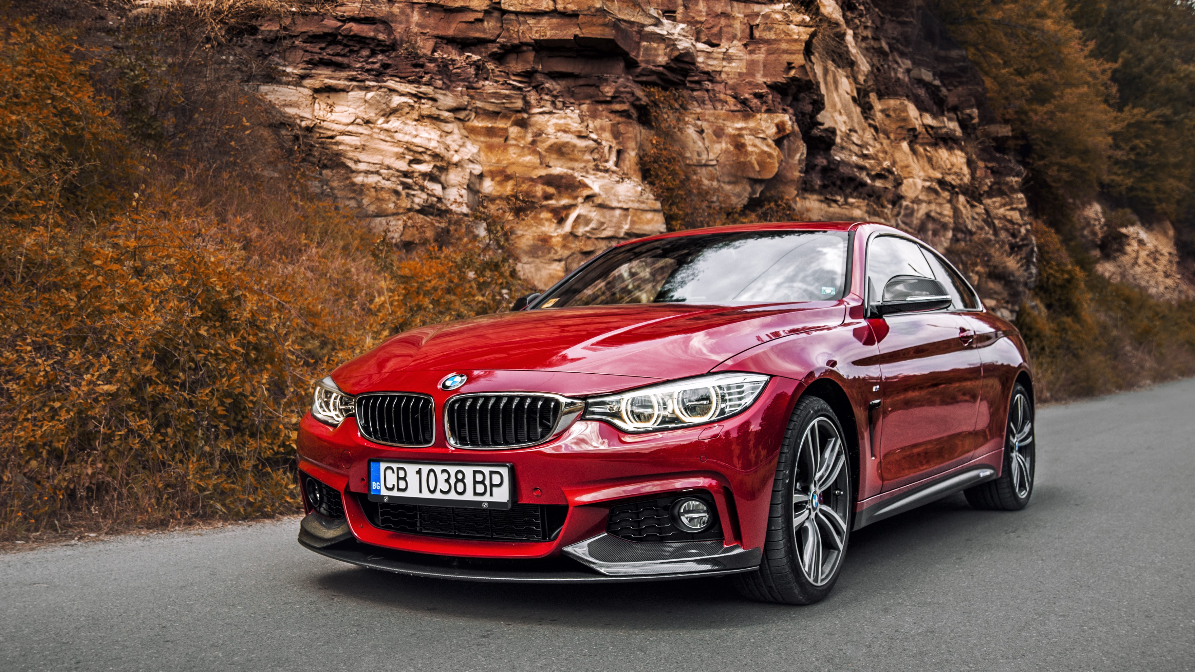 Mercedes Benz Coupe >> Wallpaper Bmw 440i, red edition, coupe, Cars & Bikes #11916