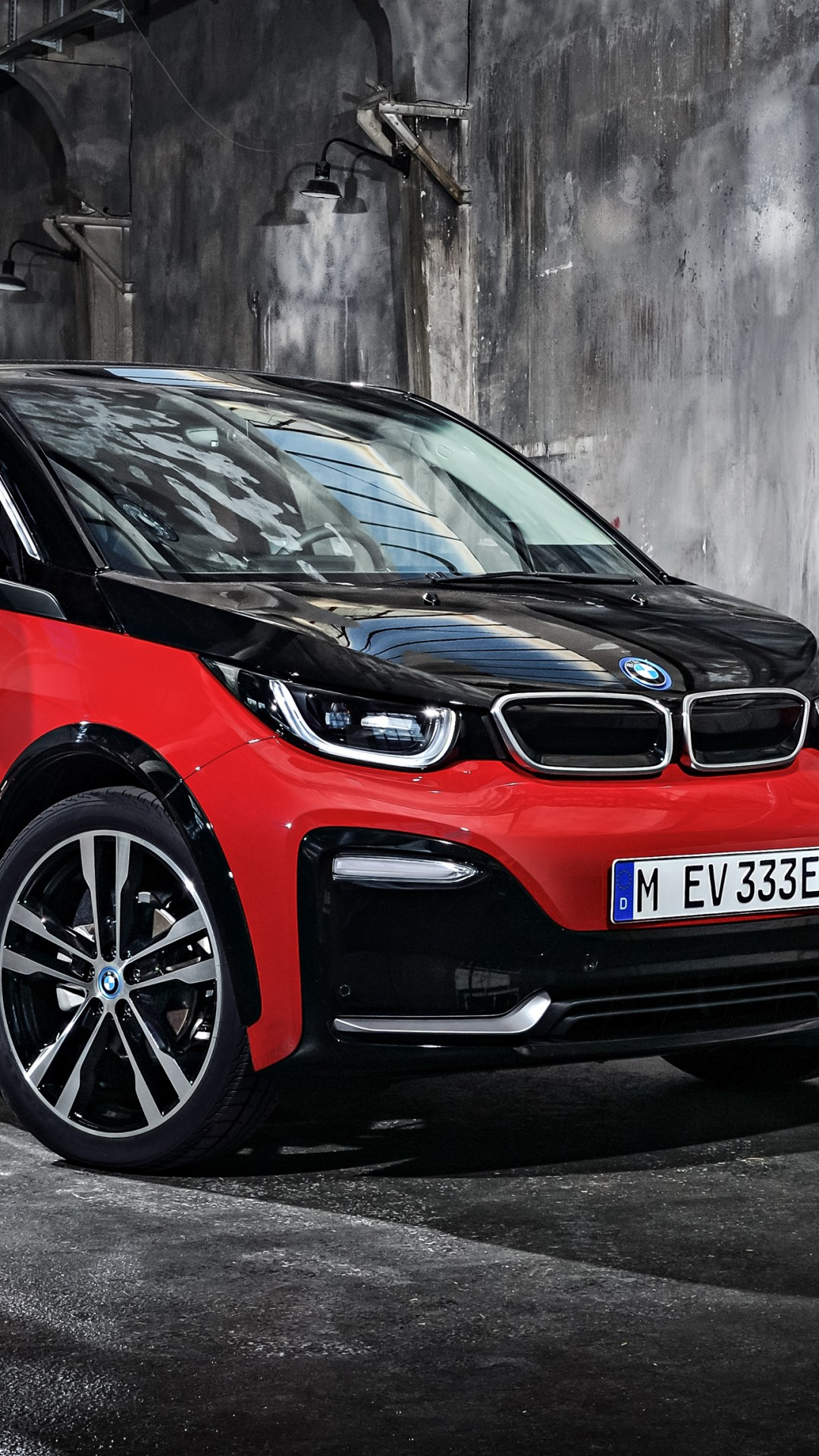 Wallpaper Bmw I3s Electric Car 2018 Cars 4k Cars