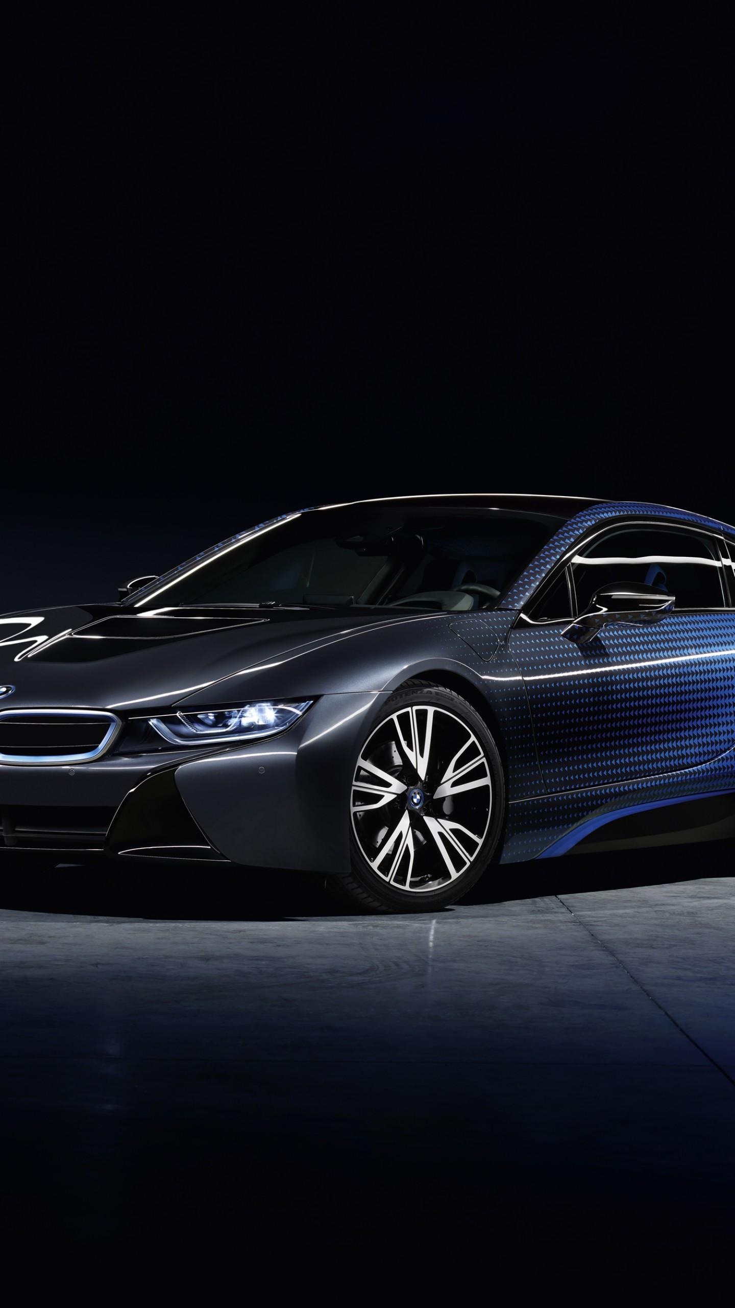 Wallpaper bmw i8 garage italia electric cars paris auto for Garage automobile paris 12