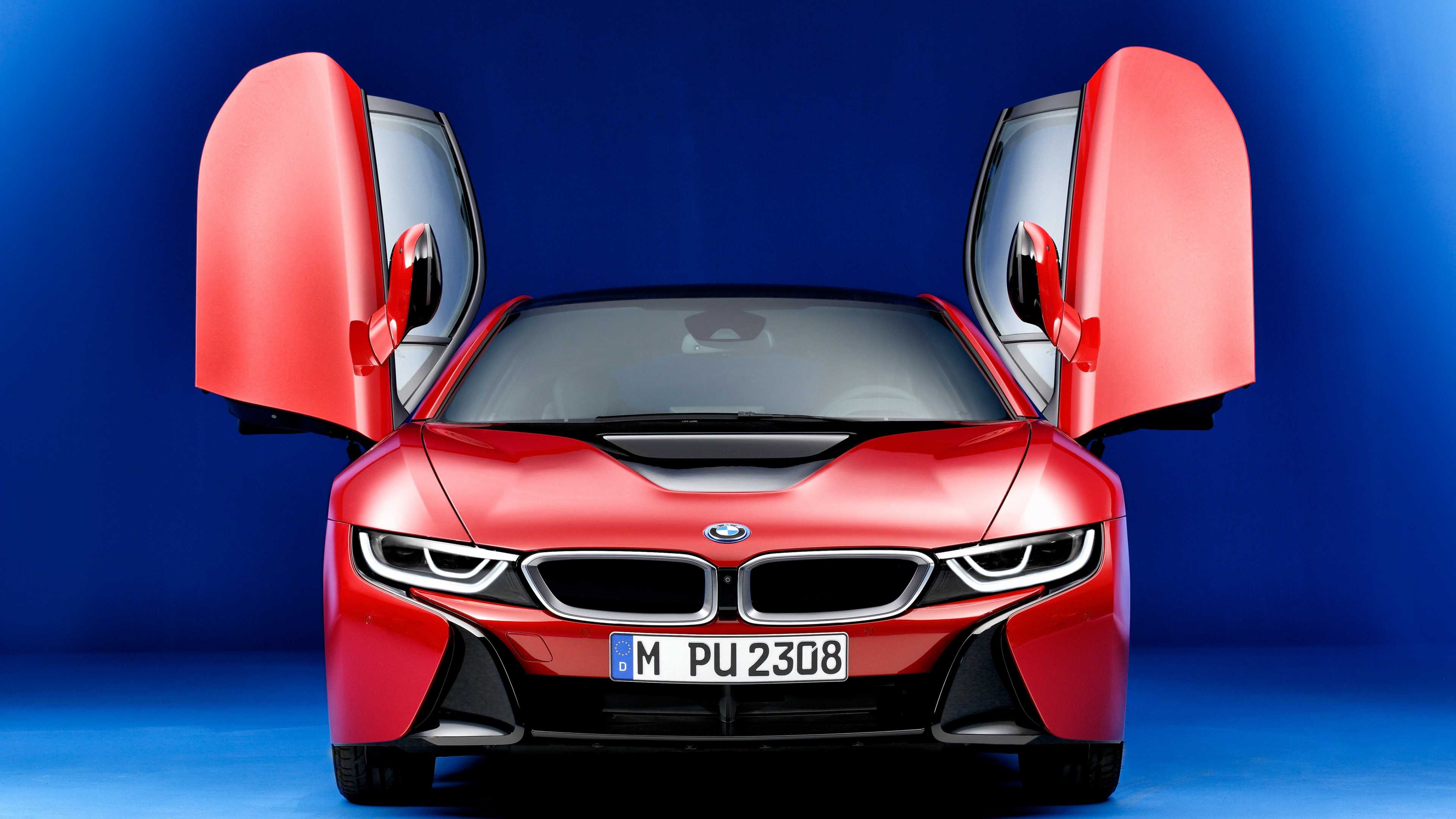 Wallpaper Bmw I8 Protonic Red Edition Geneva Motor Show 2016 Hybrid Red Cars Bikes 8636 Page 58