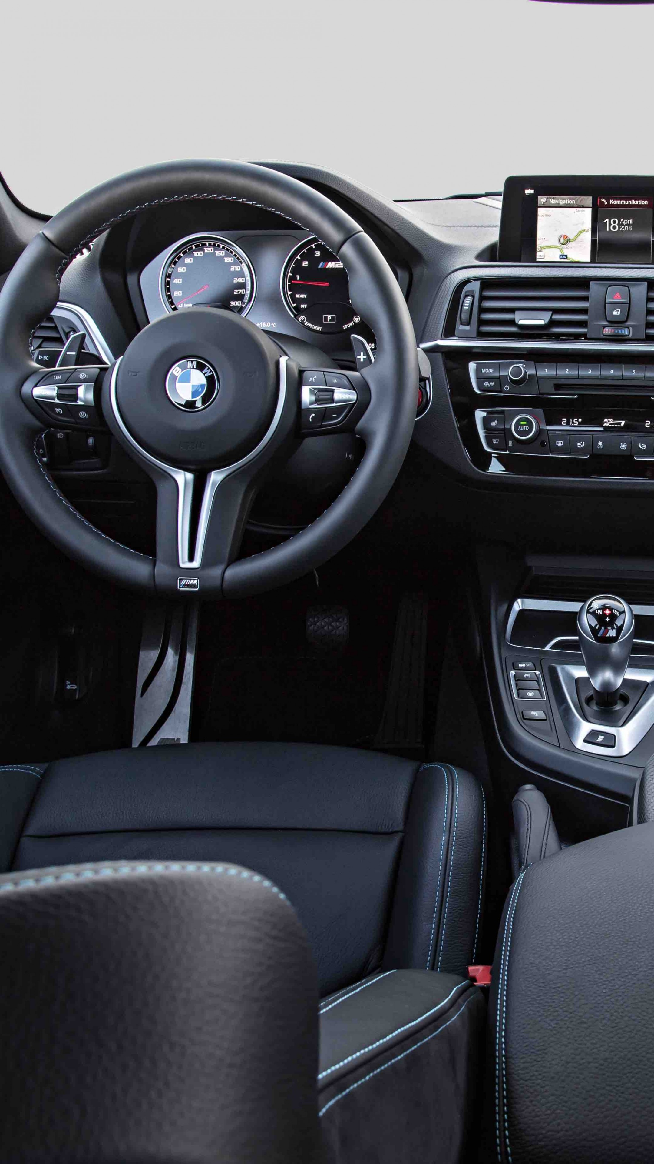 Wallpaper Bmw M2 Competition 2019 Cars 4k Cars Bikes 19865