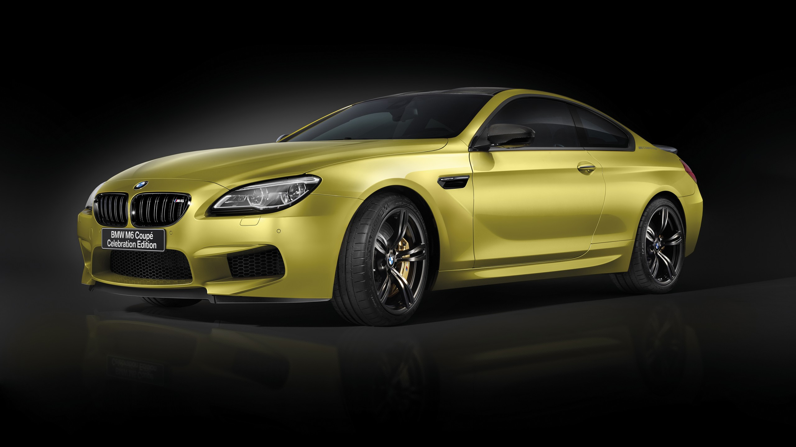 Wallpaper BMW M6 Coupe Celebration Edition Competition ...