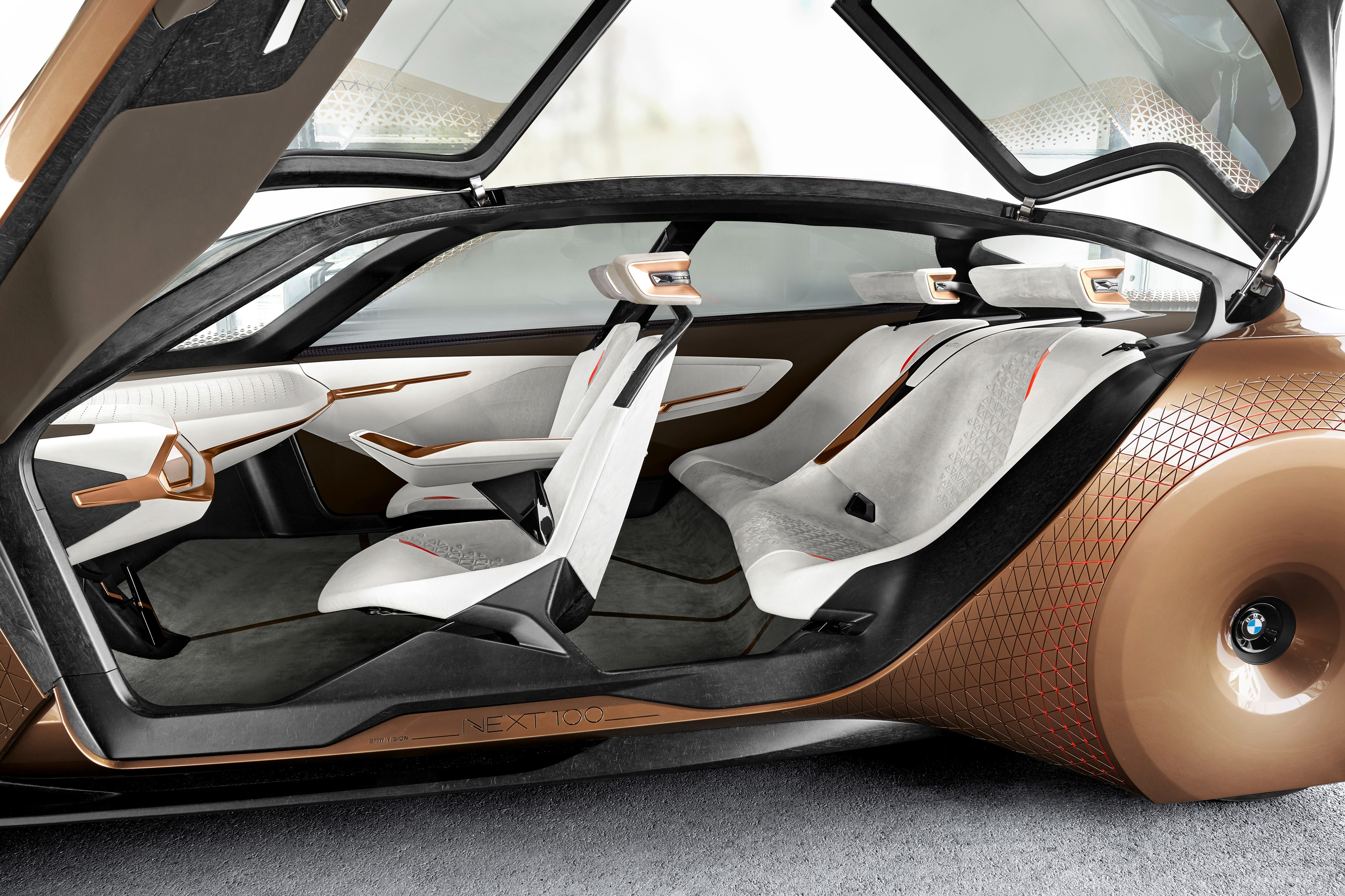wallpaper bmw vision next 100 future cars interior cars bikes 10656. Black Bedroom Furniture Sets. Home Design Ideas