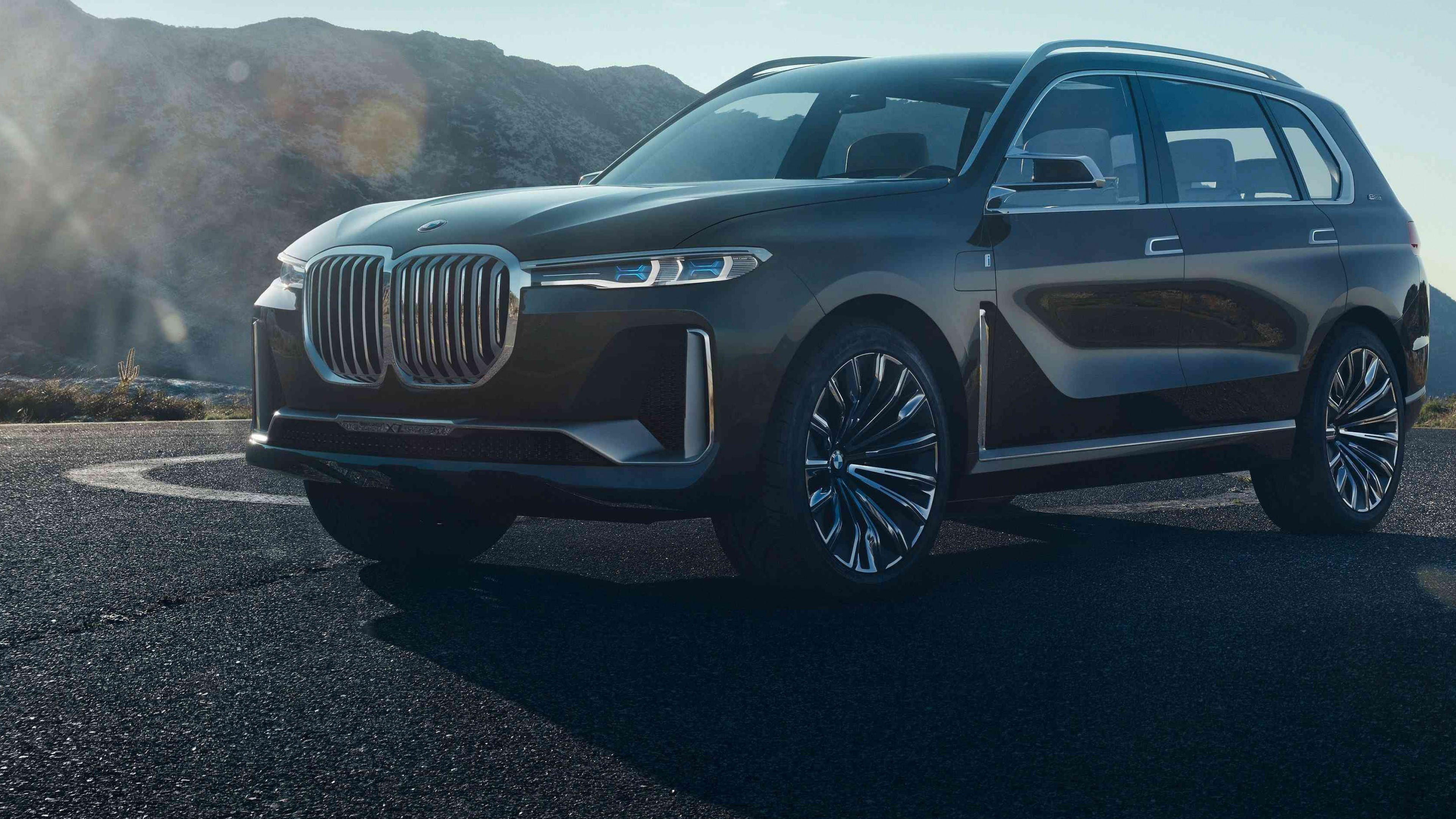 BMW X7 2018 >> Wallpaper BMW X7, 2018 Cars, 4k, Cars & Bikes #15682