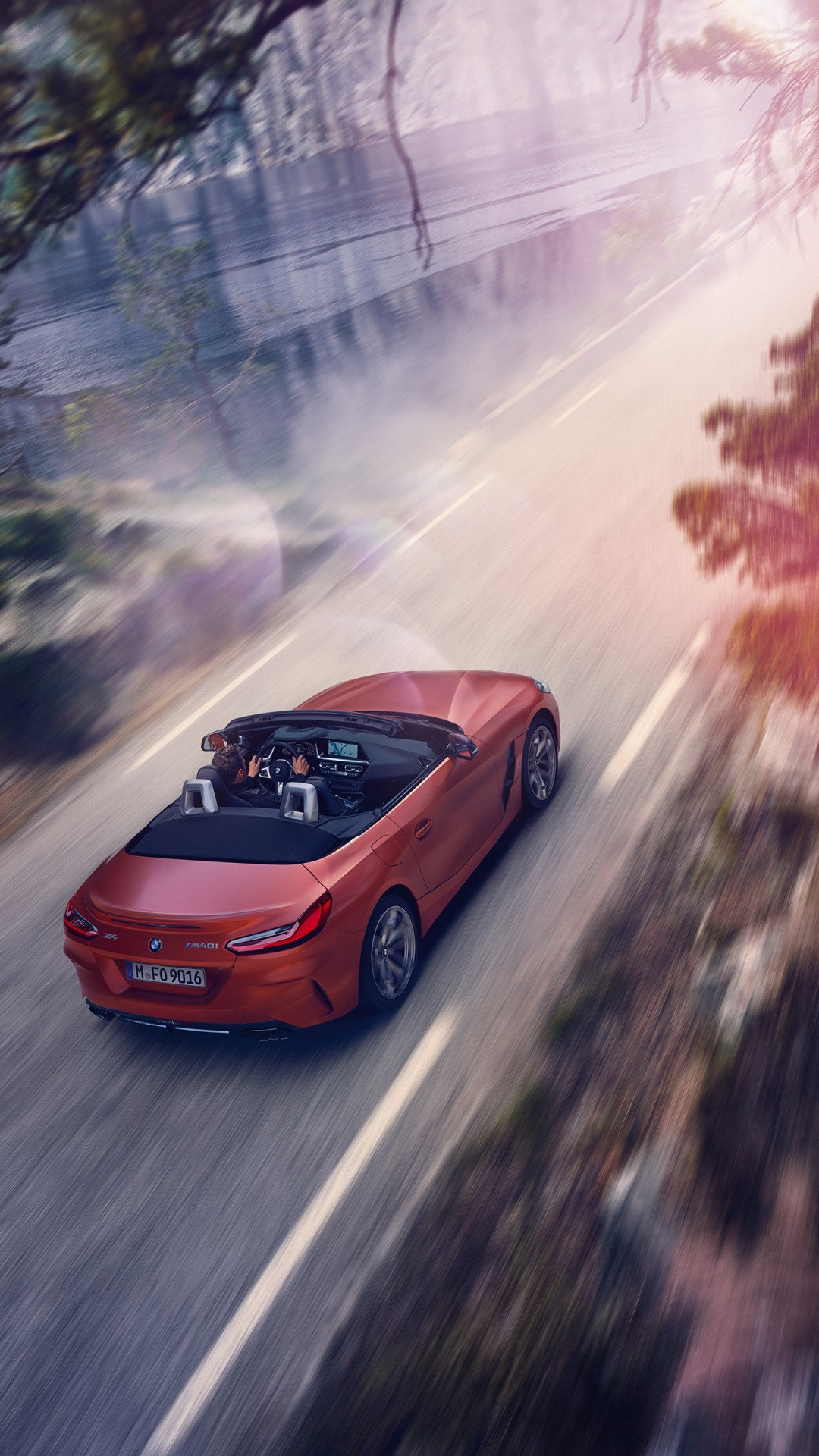 Wallpaper Bmw Z4 M40i First Edition 2019 Cars Sports Car